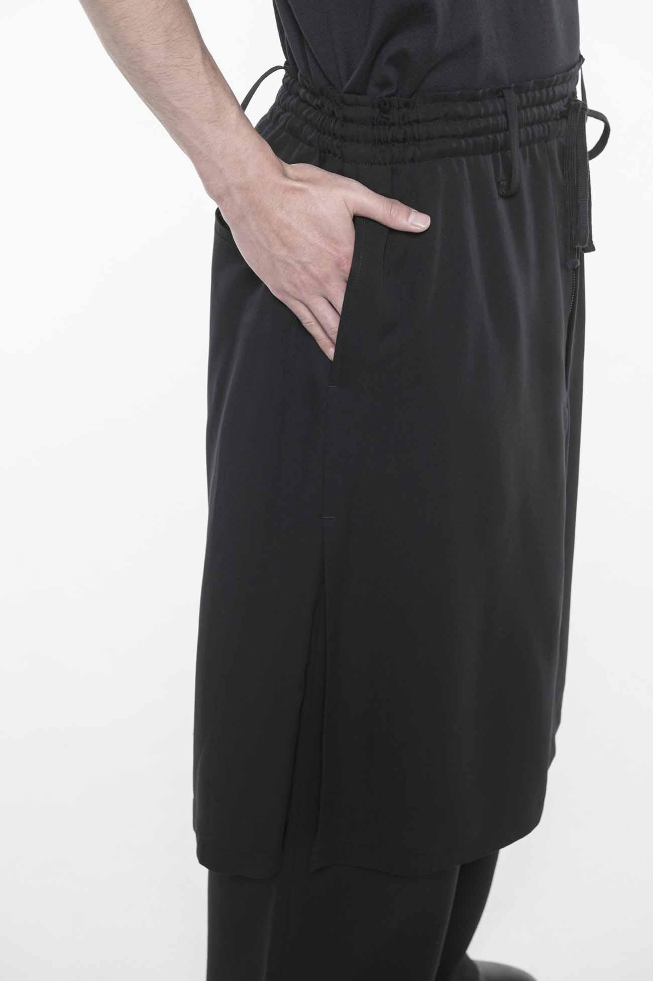 半身裙长裤