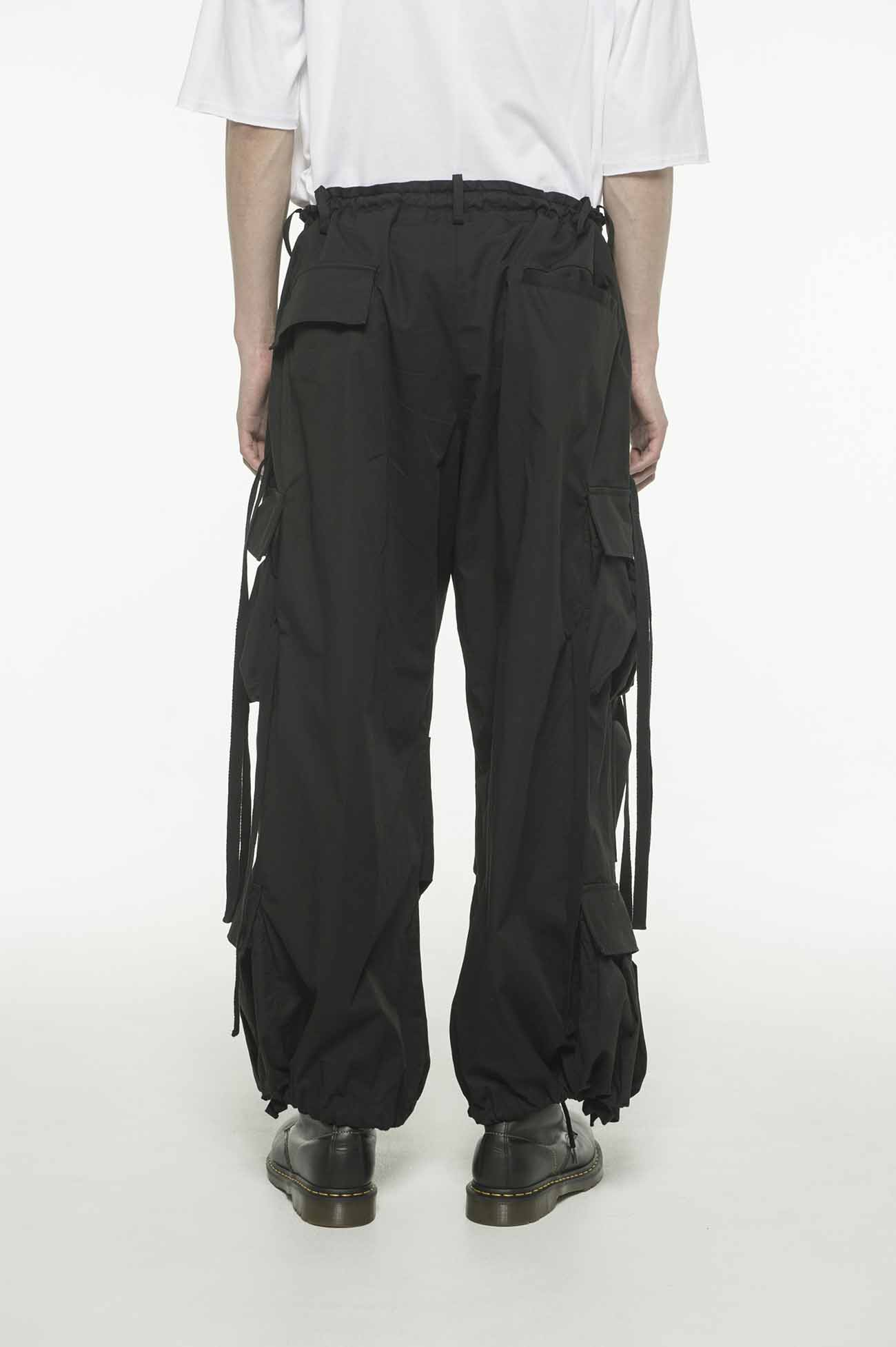 30s Combed Burberry Army Techno Pants