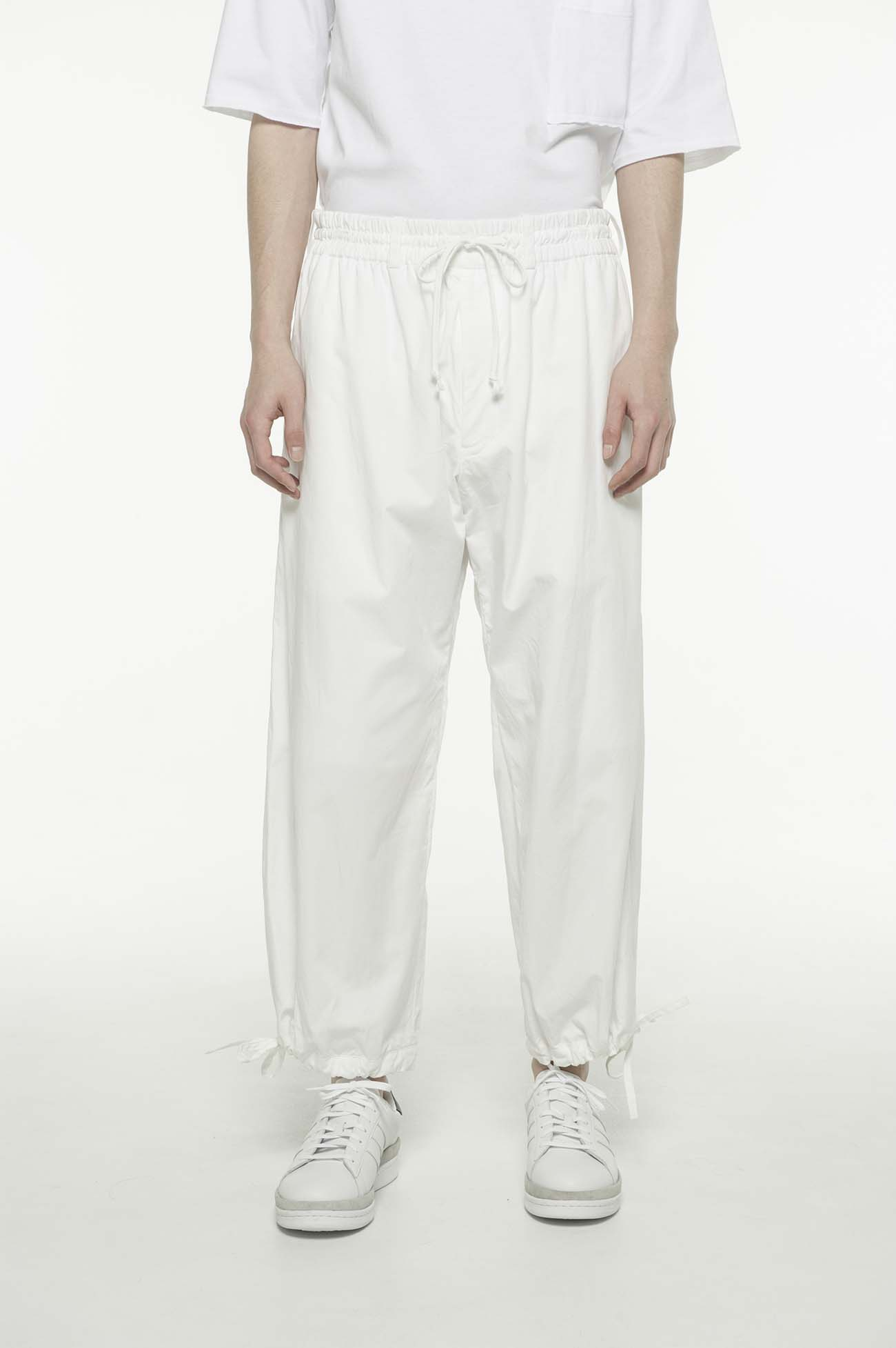30s Combed Burberry Balloon Pants