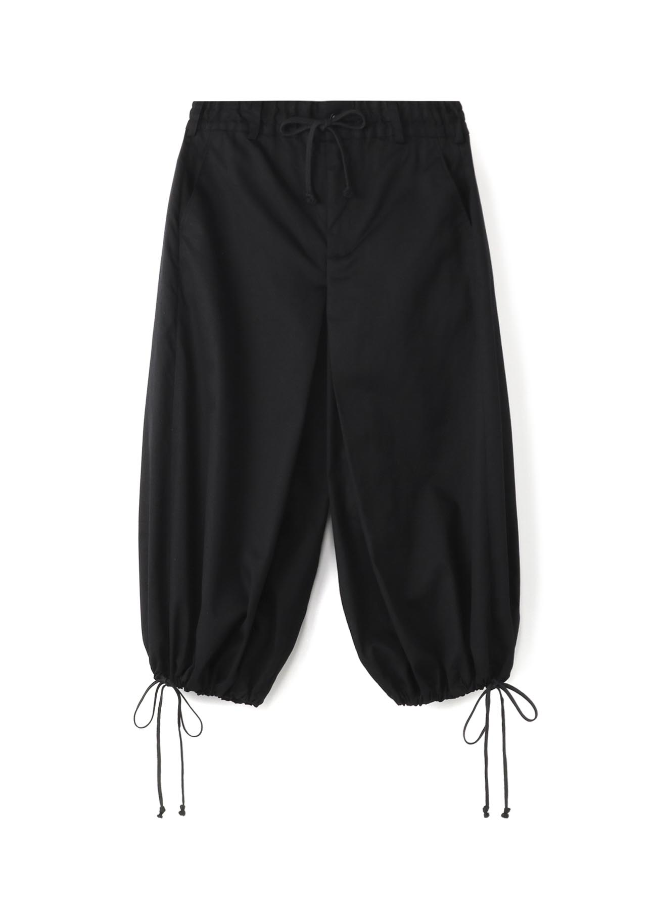 20/Cotton Twill Washer Hakama Balloon Pants