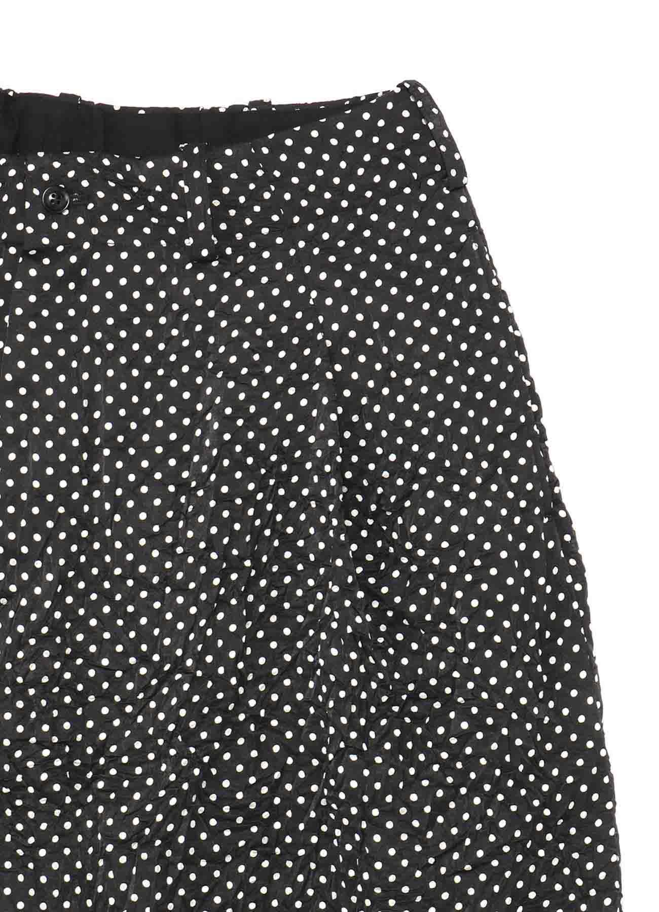Pe/Dot Wrinkles One Tack 6-quarter-length Pants