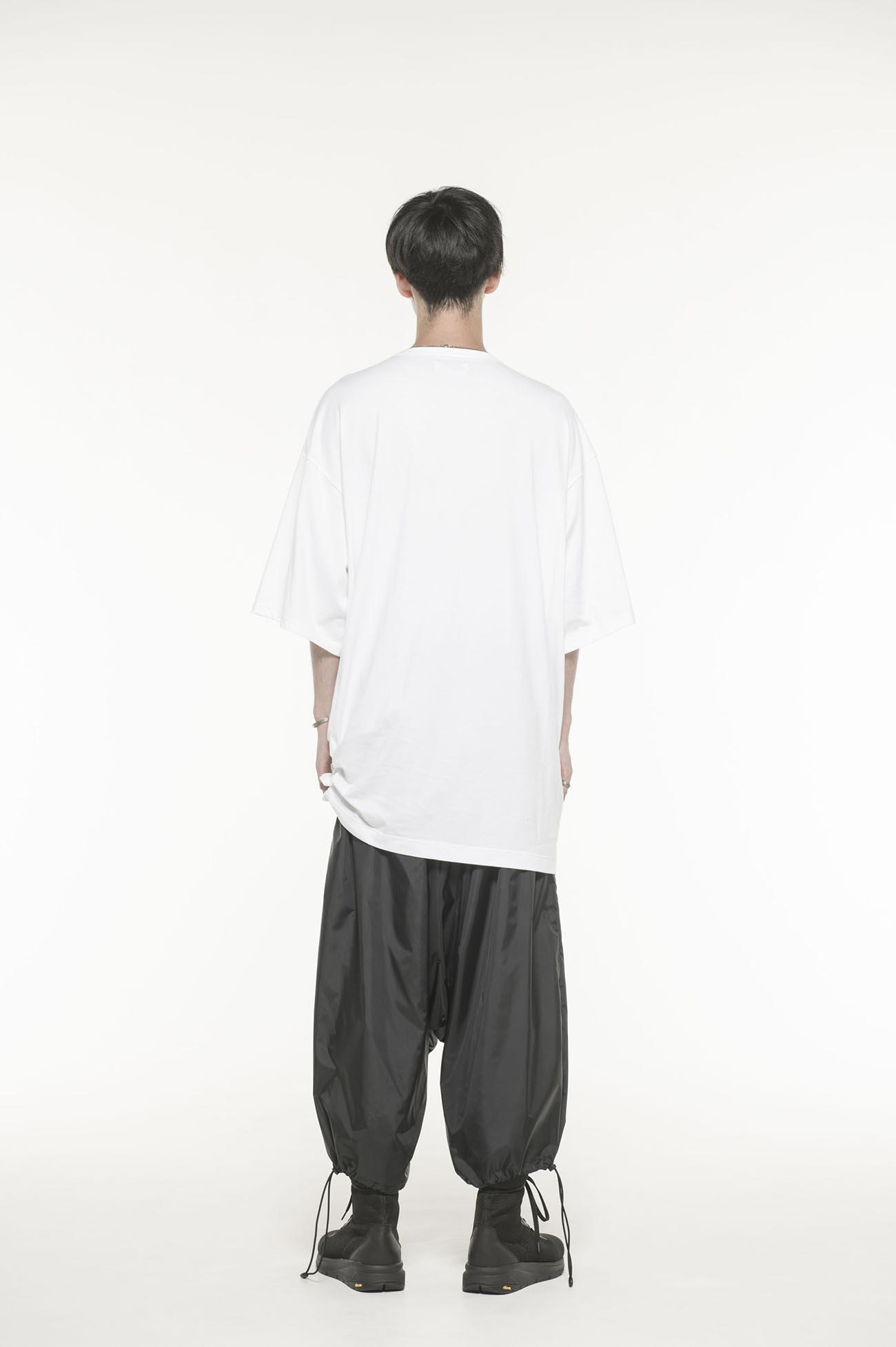 40/2 Cotton Jersey? Lattice Smocking T-shirt