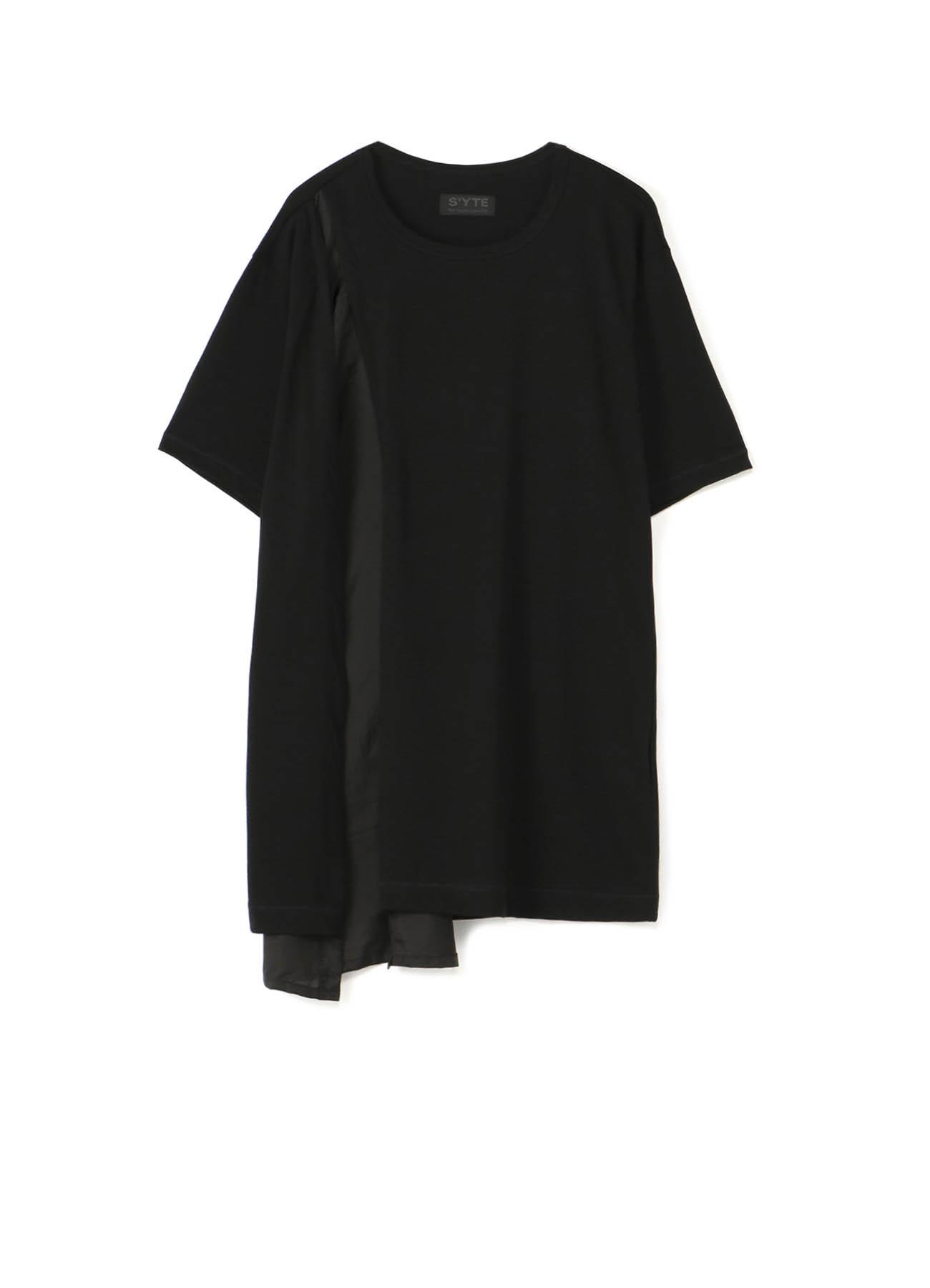 C/Lyocell jersey /Cupra Asymmetry drape T