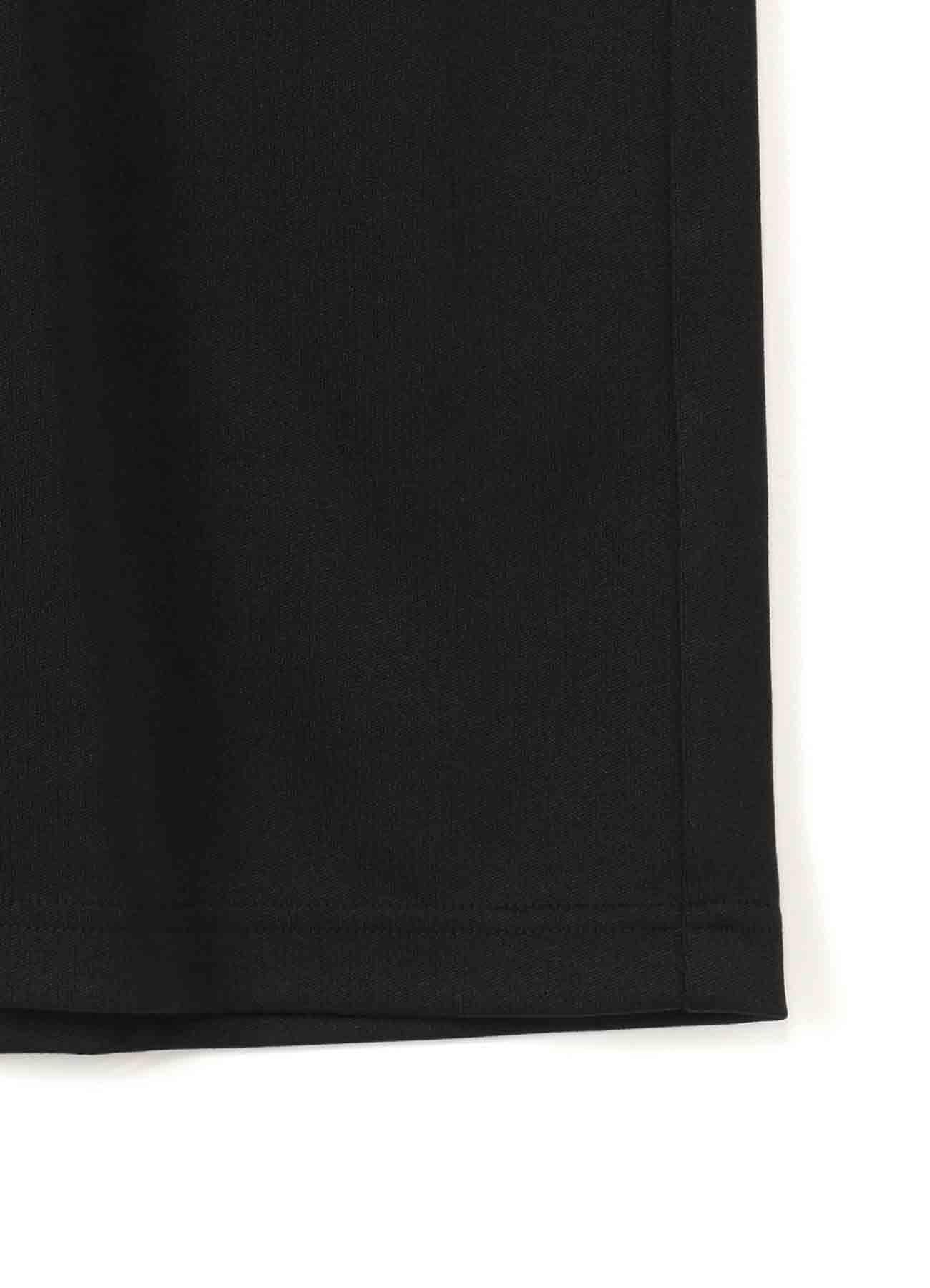 Pe/Smooth Jersey Polo Collar Zip Cardigan