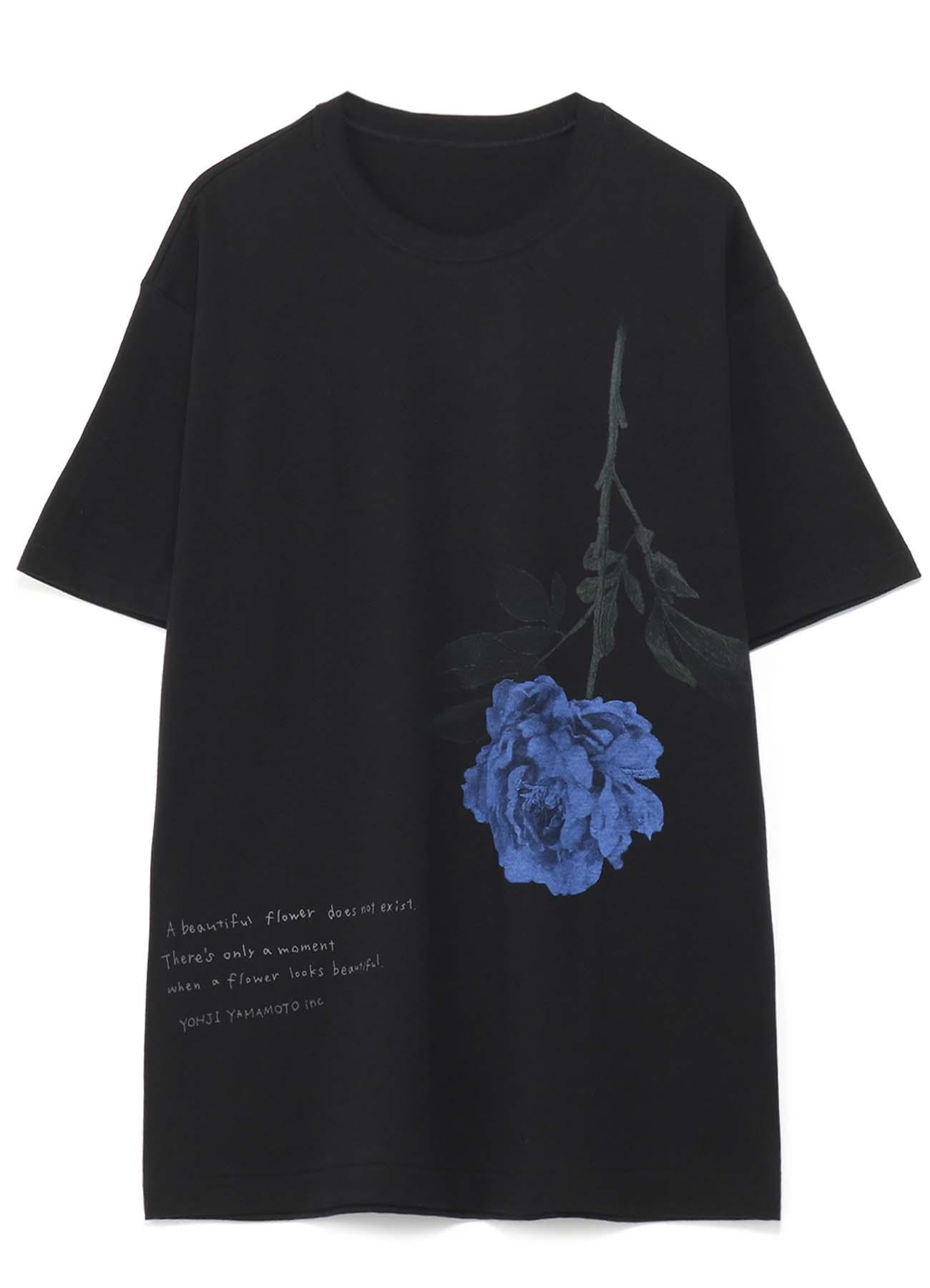 20/CottonJersey Moment When a Flower Looks Beautiful T-Shirt