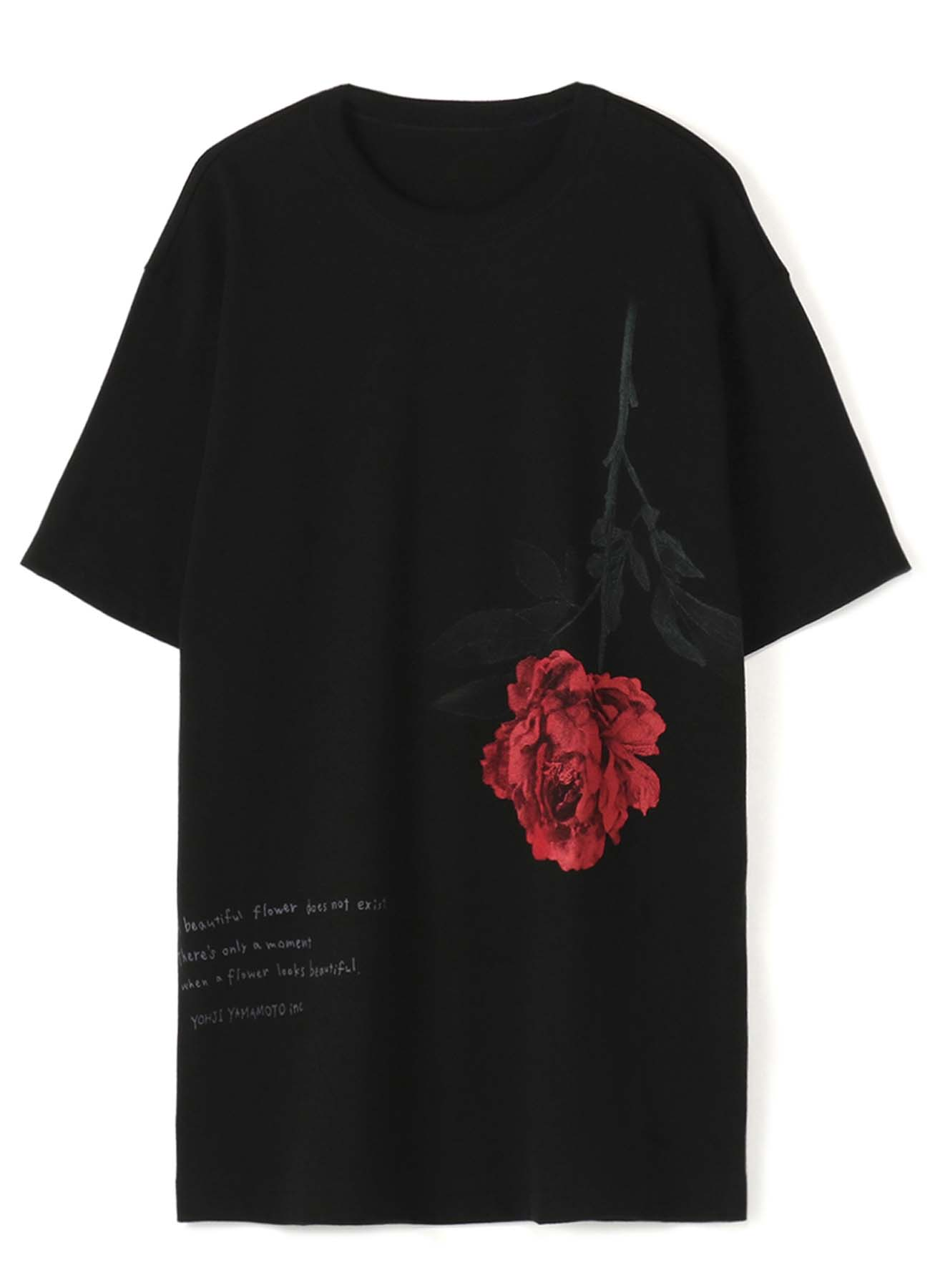 20/CottonJersey Moment When a Flower Looks Beautiful T-Shirt