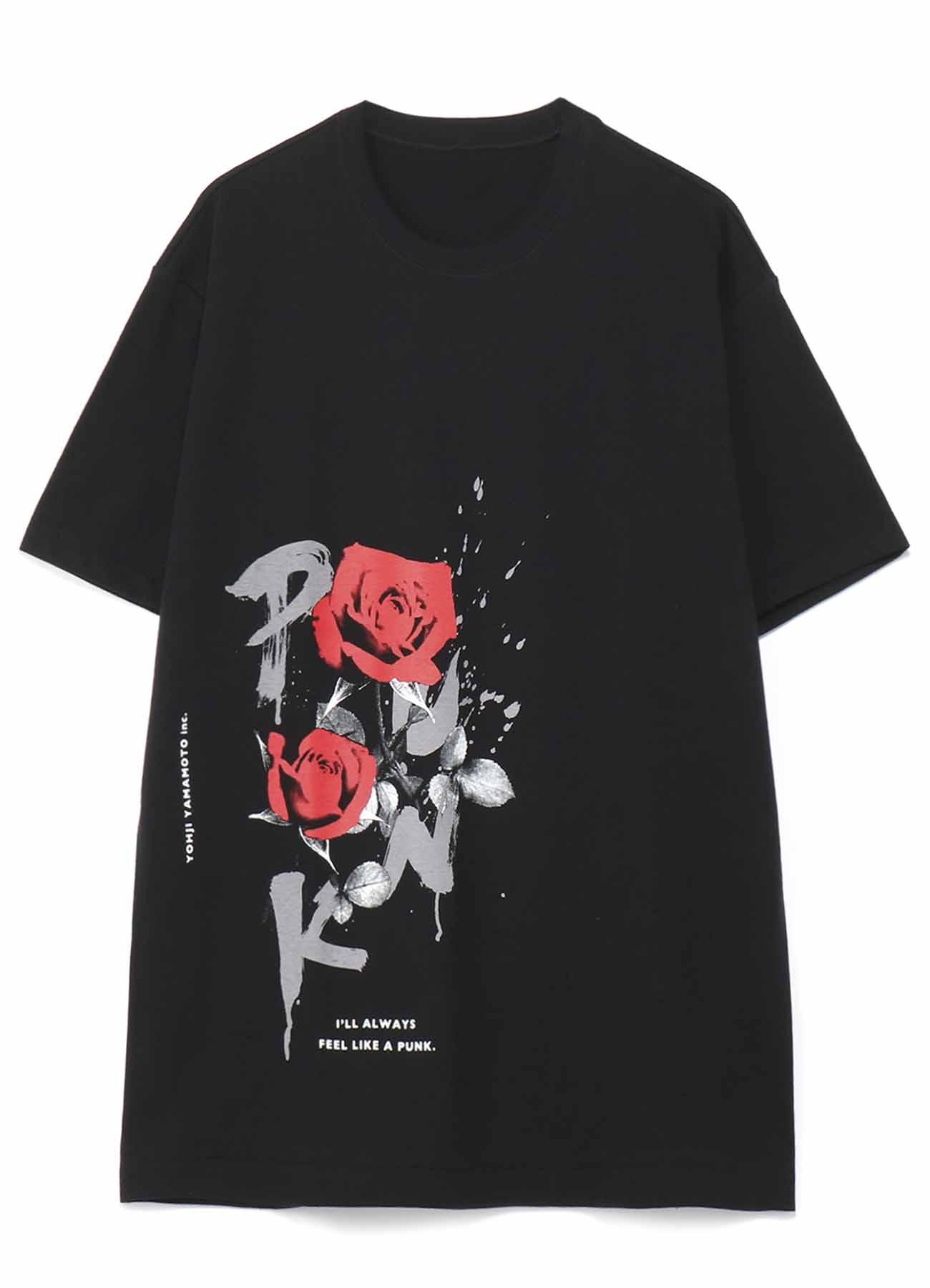 20/CottonJersey Feel Like A Punk T-Shirt