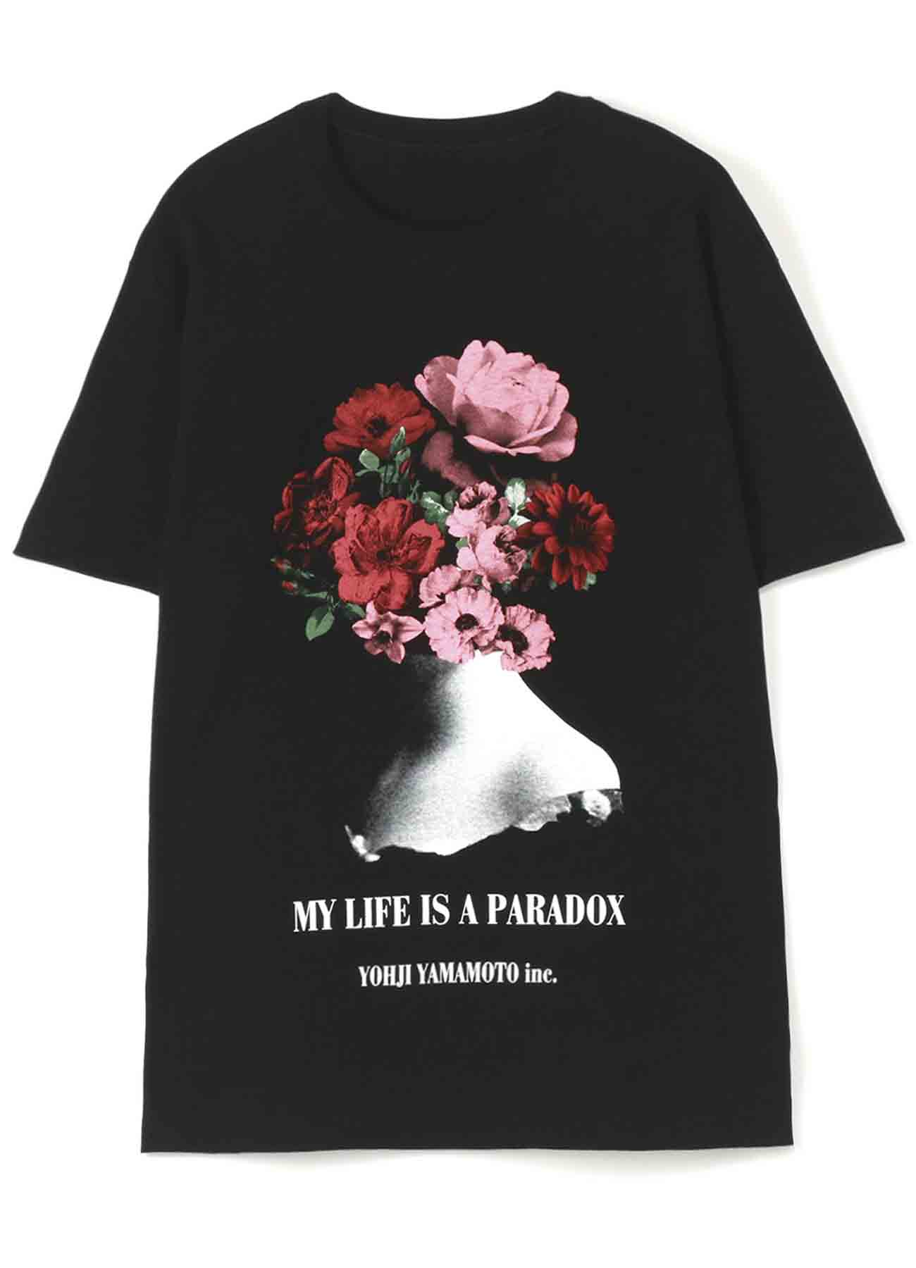 20/CottonJersey You are More Beautiful Than a Flower T-Shirt