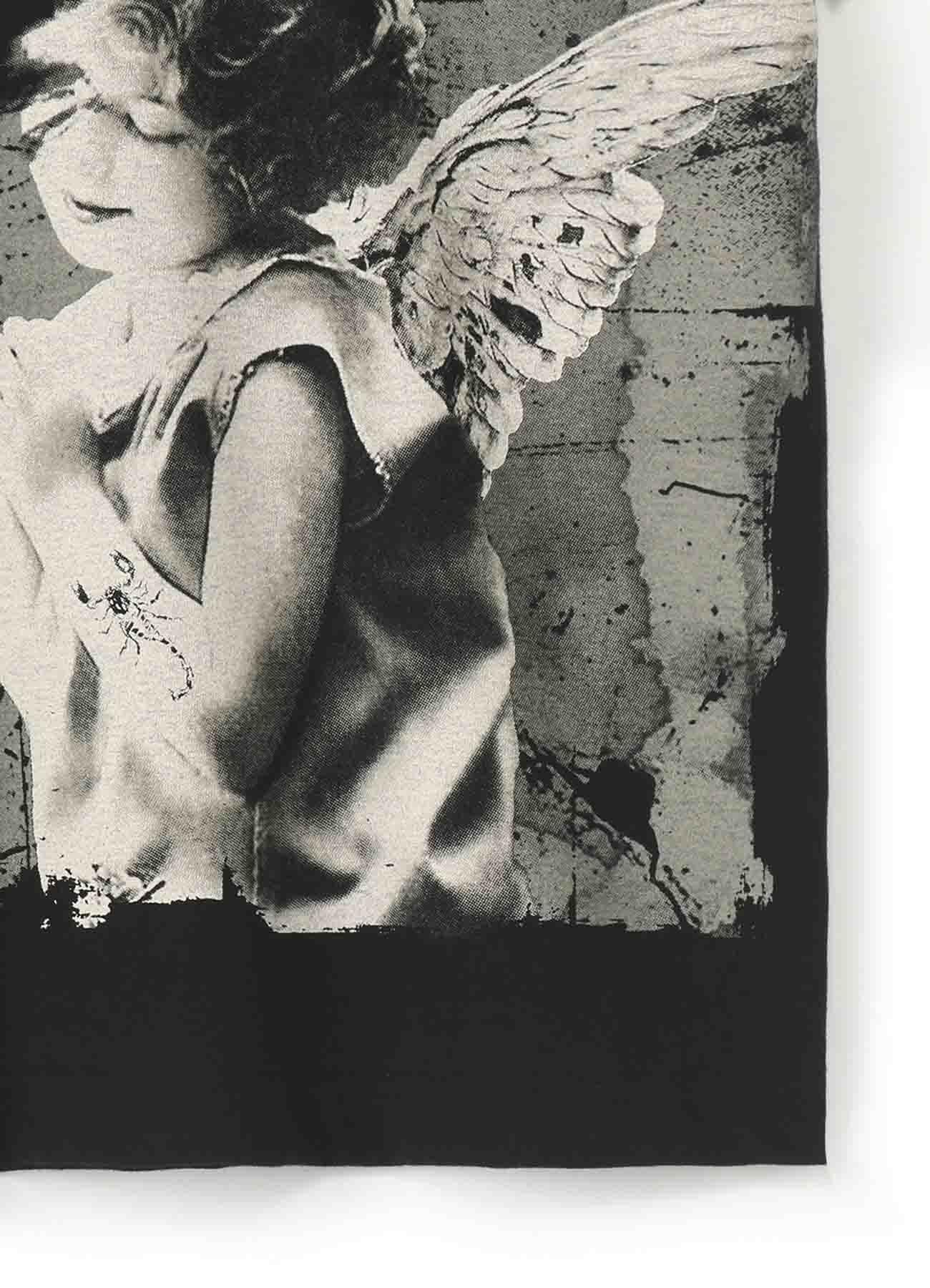 20/CottonJersey Angel Poem T-Shirt