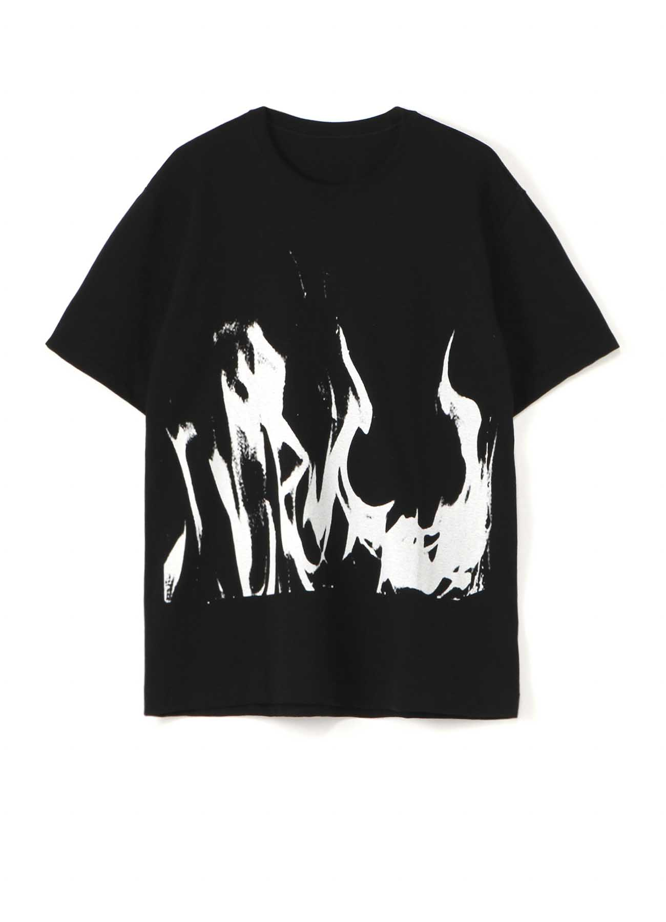 20/CottonJersey Burning T-Shirt