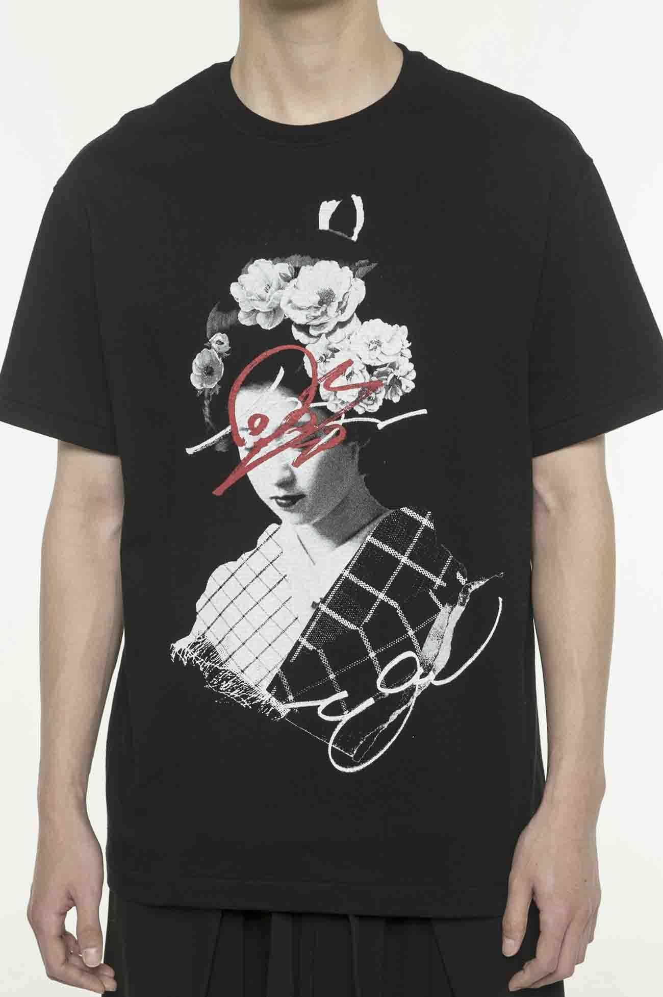 20/CottonJersey Maiko T-shirt