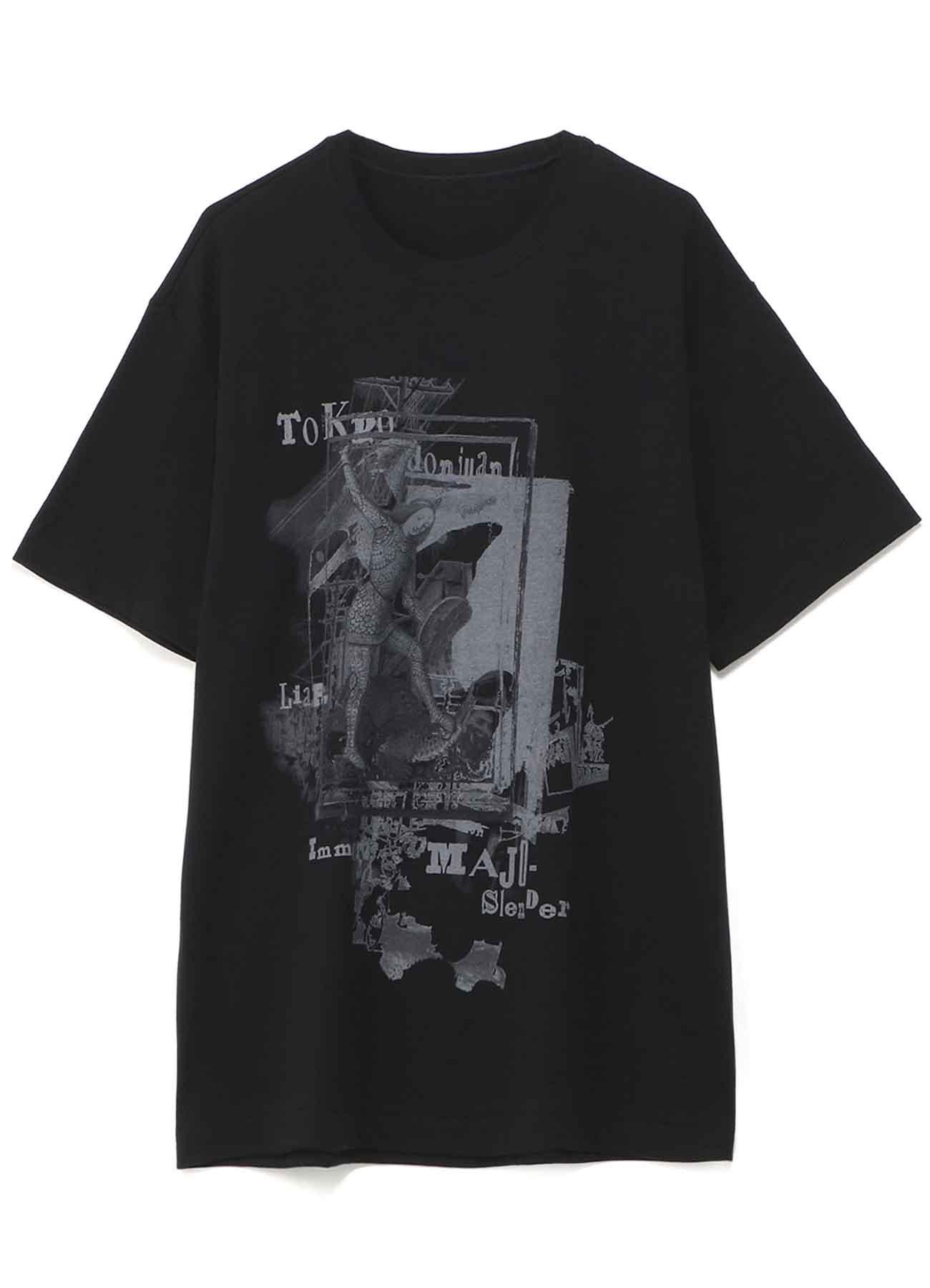 20/CottonJersey Tokyo Donjuan T-Shirt