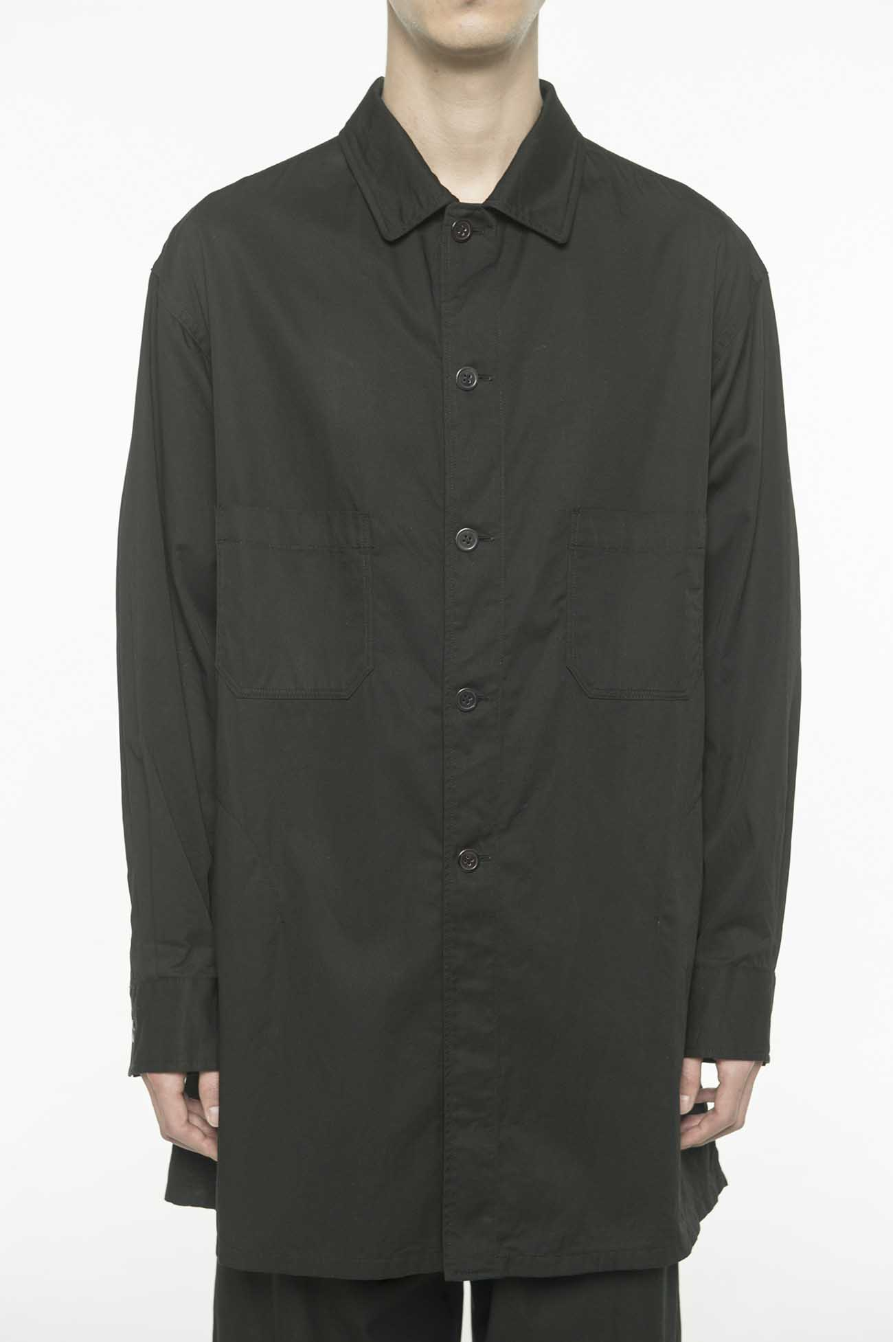 30s Combed Burberry Long Coverall