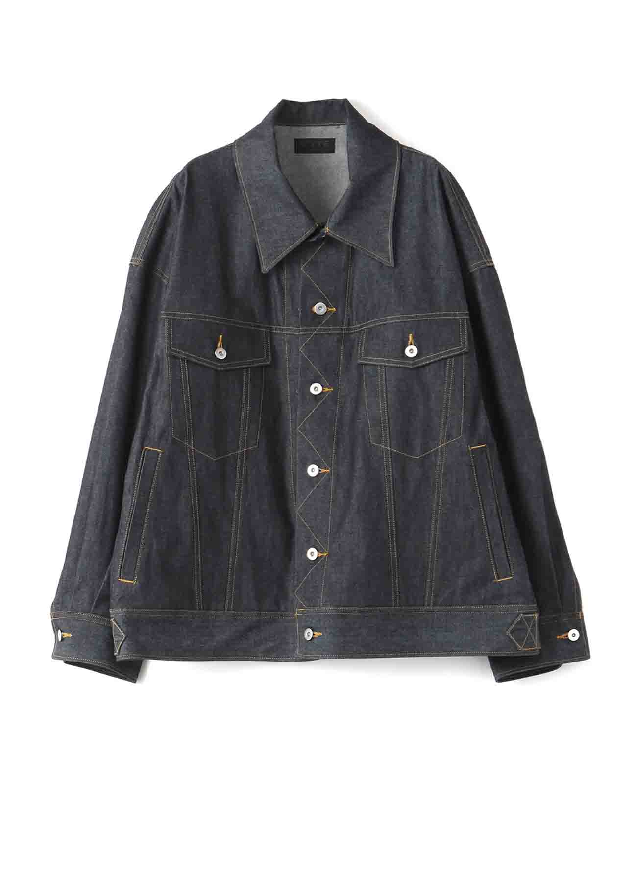 10 oz Big Denim Jacket