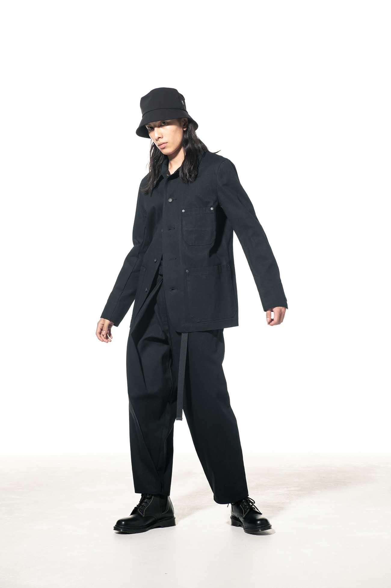 10 oz Denim Coveralls Jacket