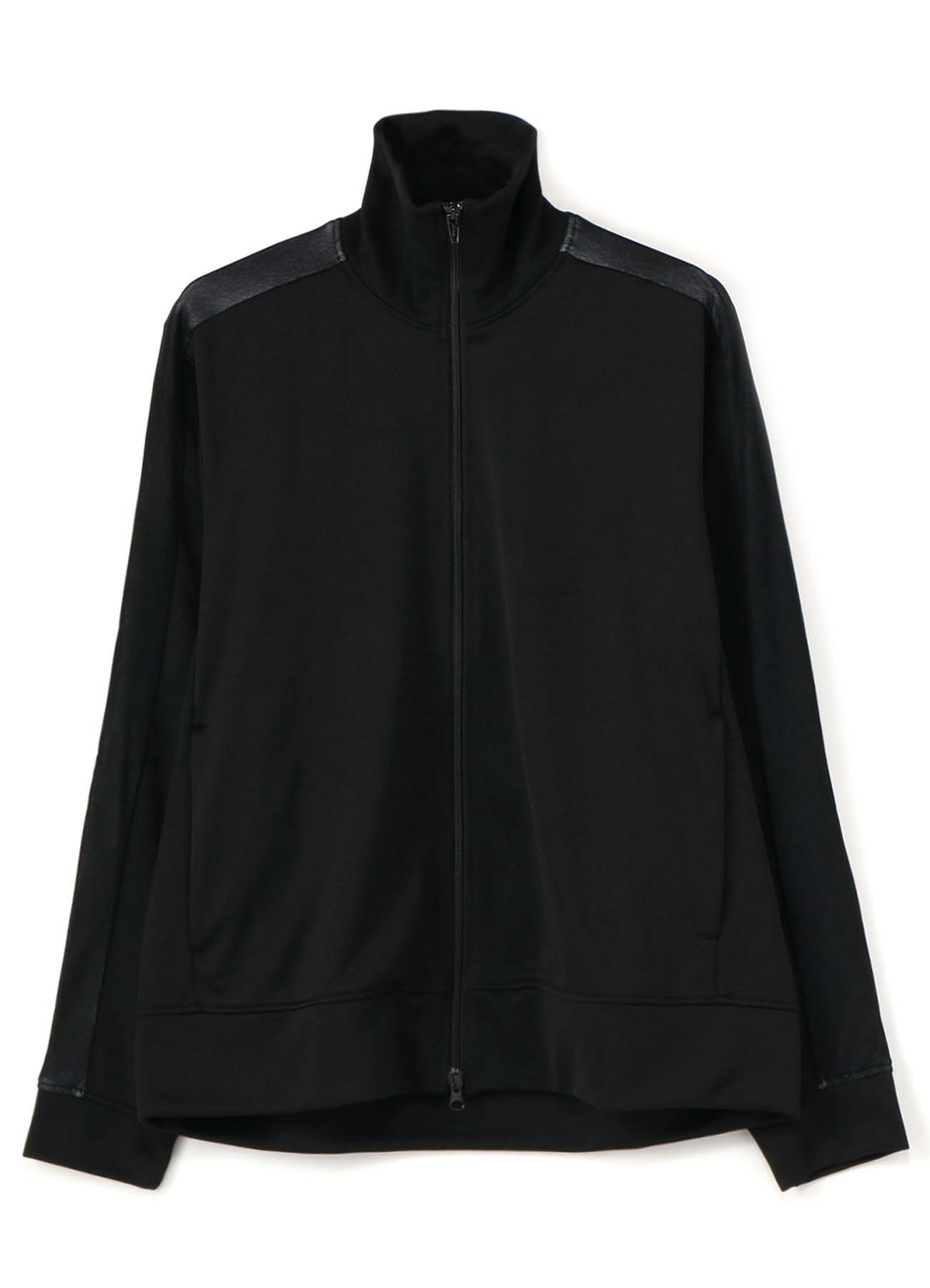 Pe/Smooth Jersey 「I am an animal making clothes.」Tulle Track Jacket