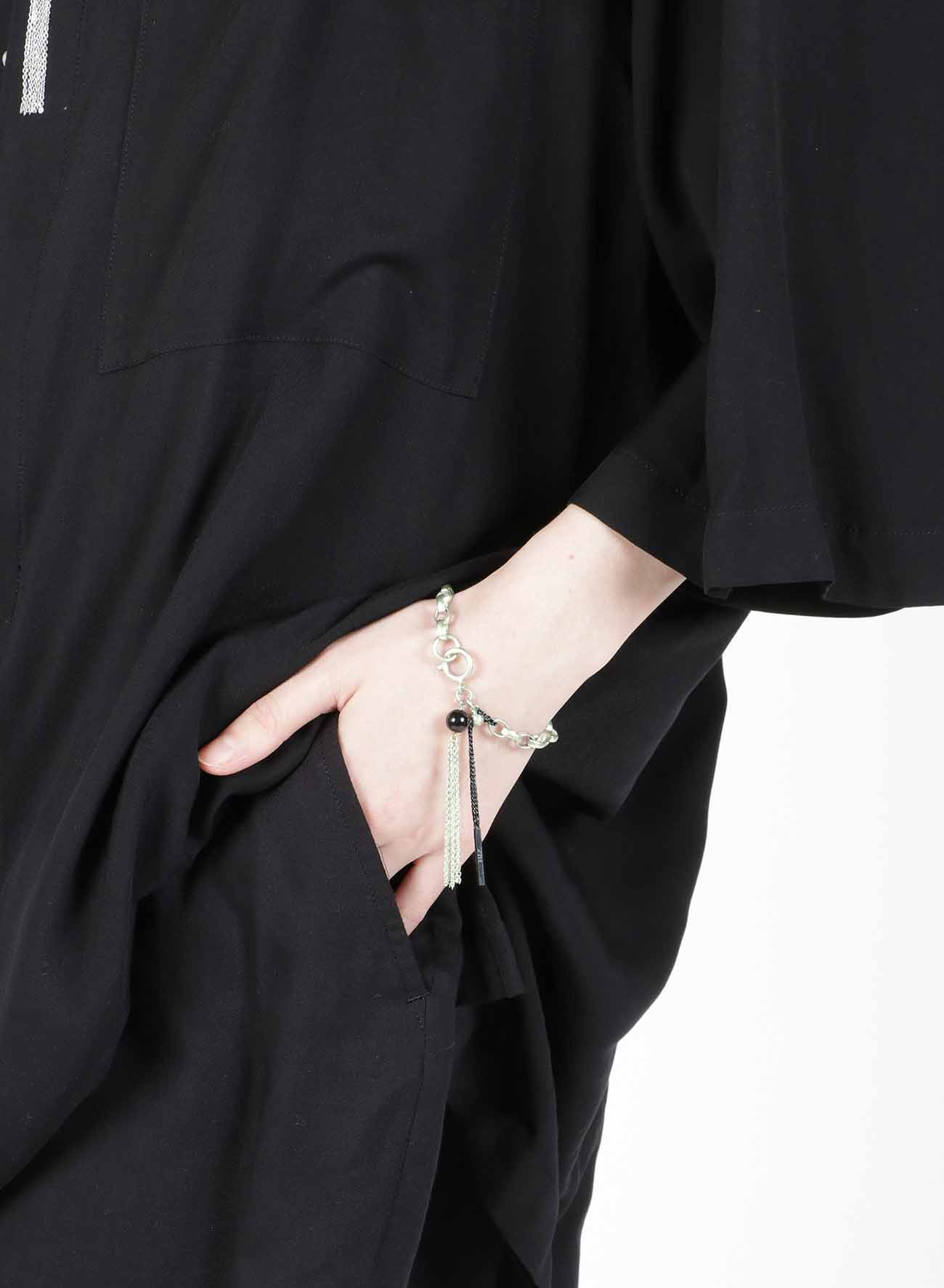 One Tassel Chain Bracelet