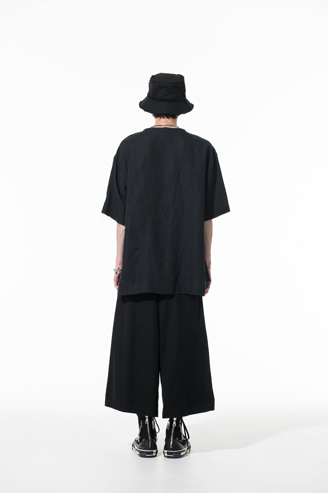 Ry/Li Easy Cross Crew neck shirt pullover
