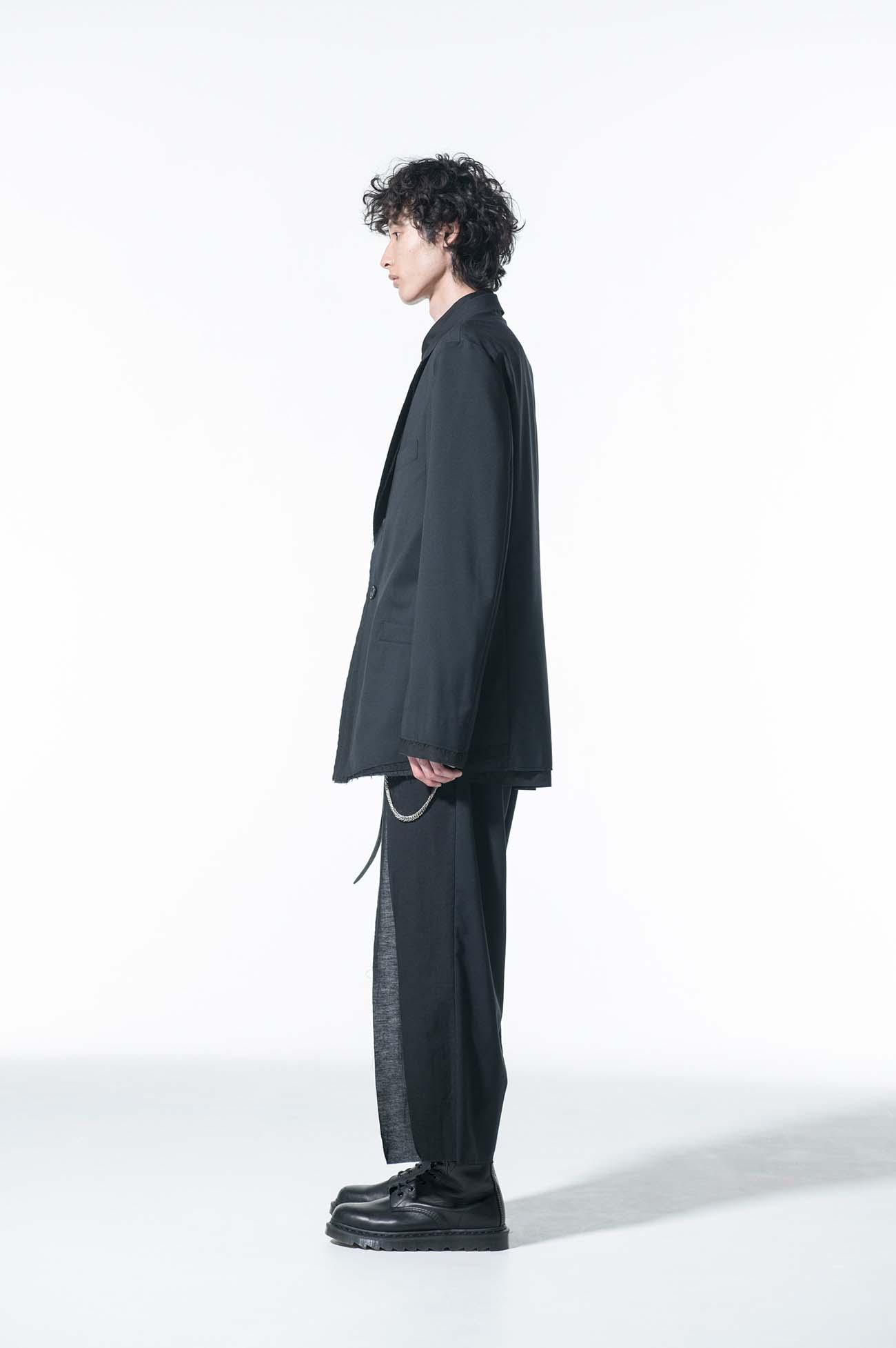 T/W Tropical Stretch 3 layers 2BS Slim Jacket