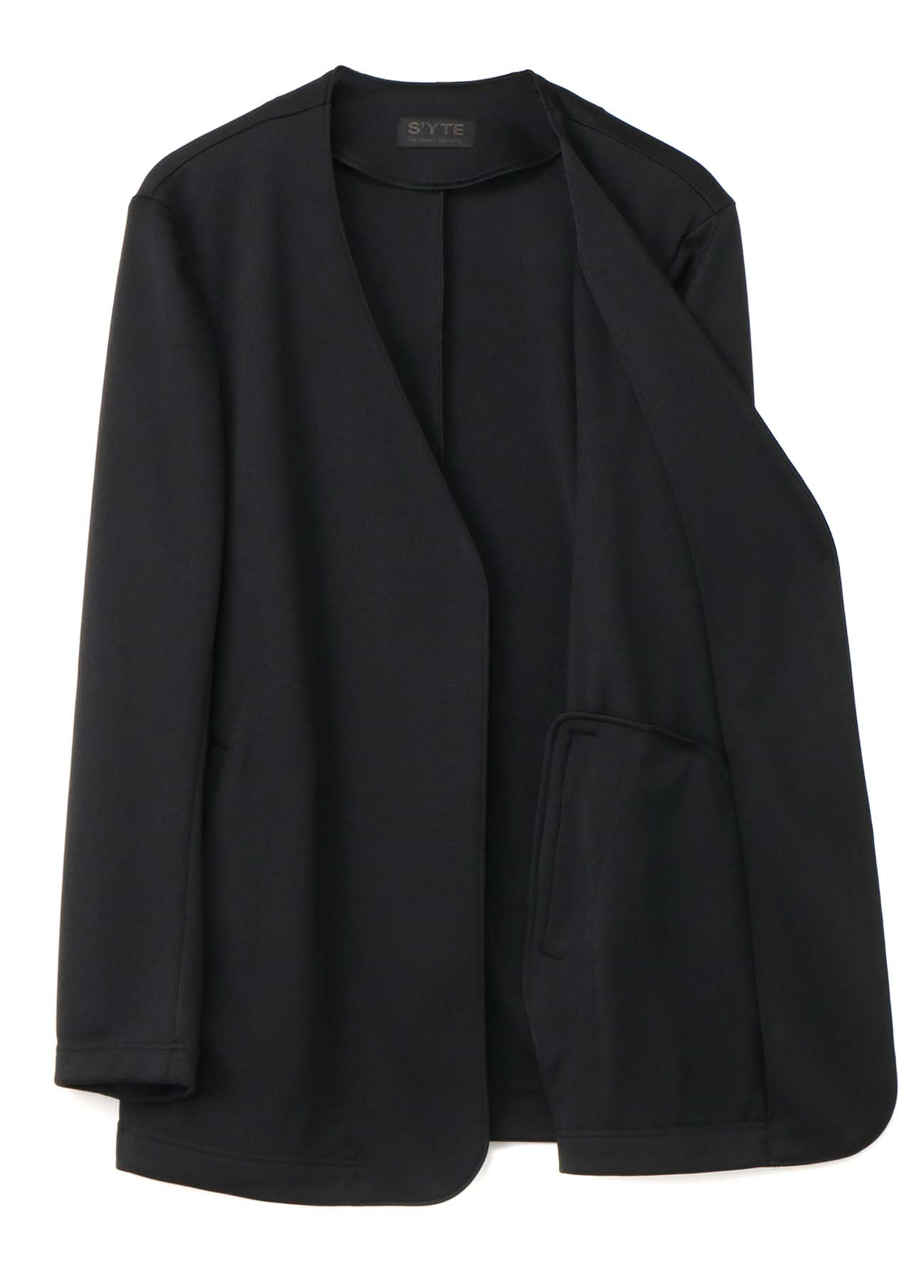 Pe/Smooth Jersey No Collar New Normal Jacket