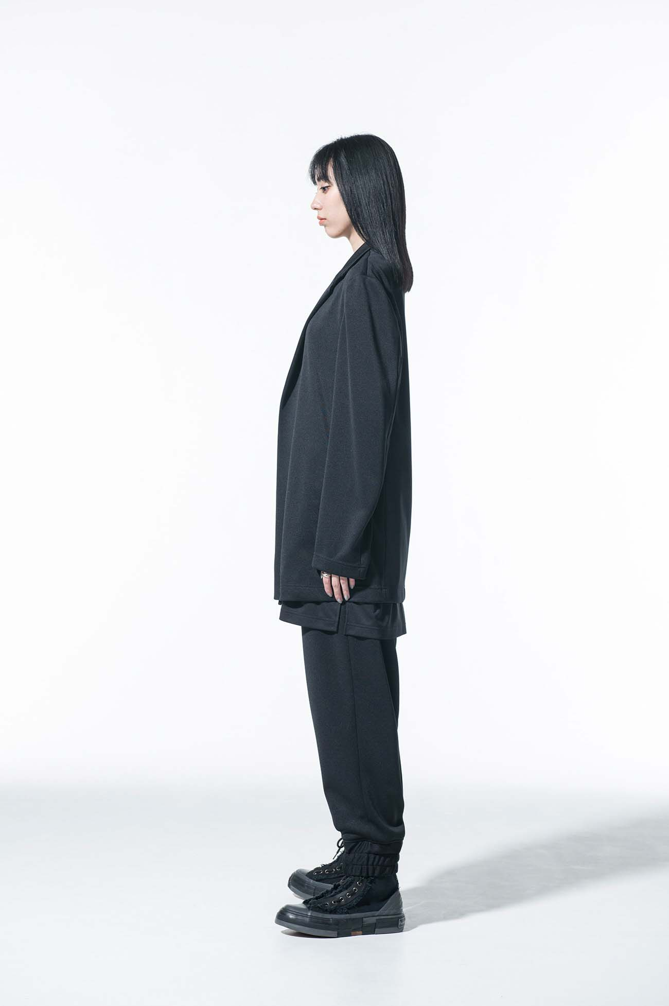 Pe/Smooth Jersey Tailored New Normal Jacket