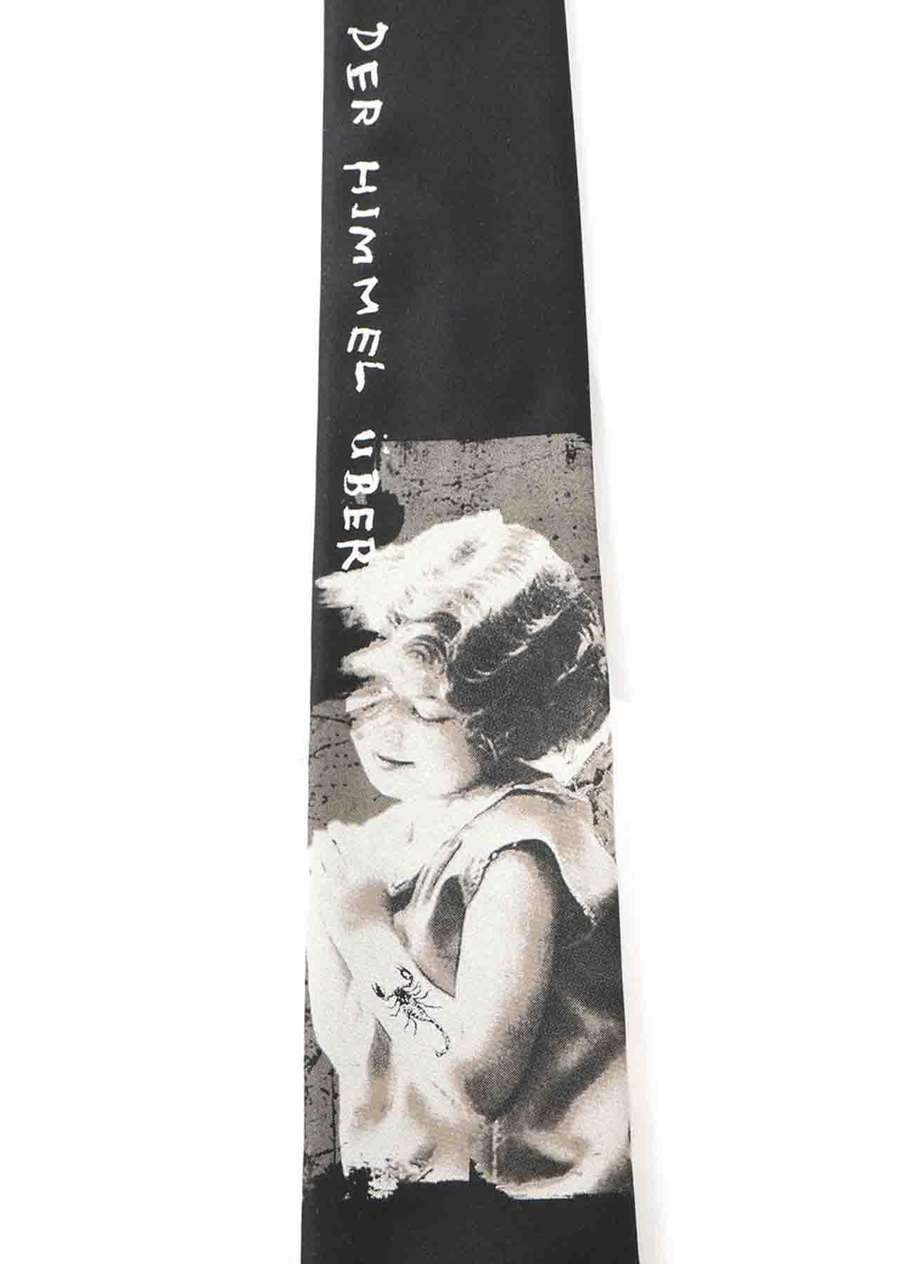 Silk Satin Angel Regular Tie