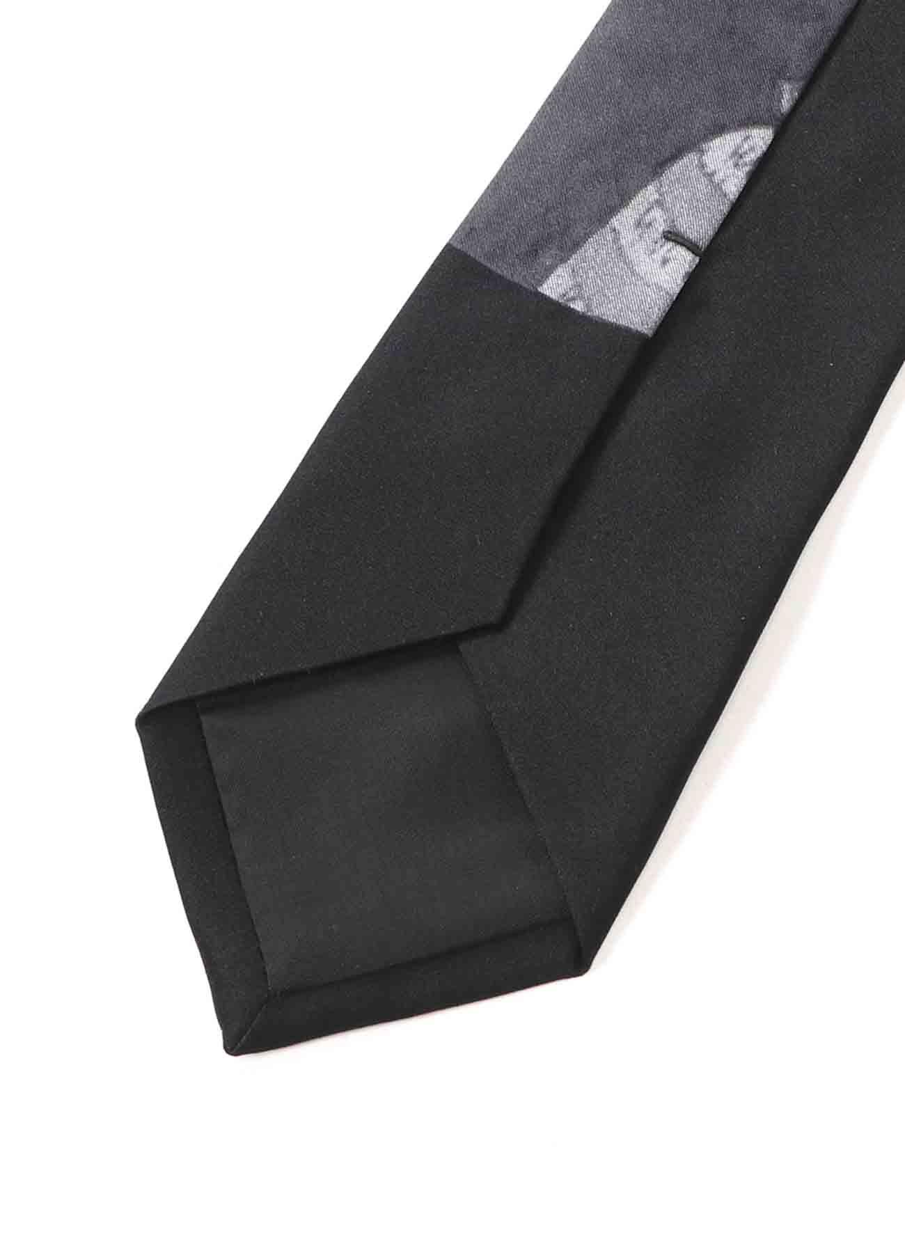 Silk Satin Rokumeikan Regular Tie