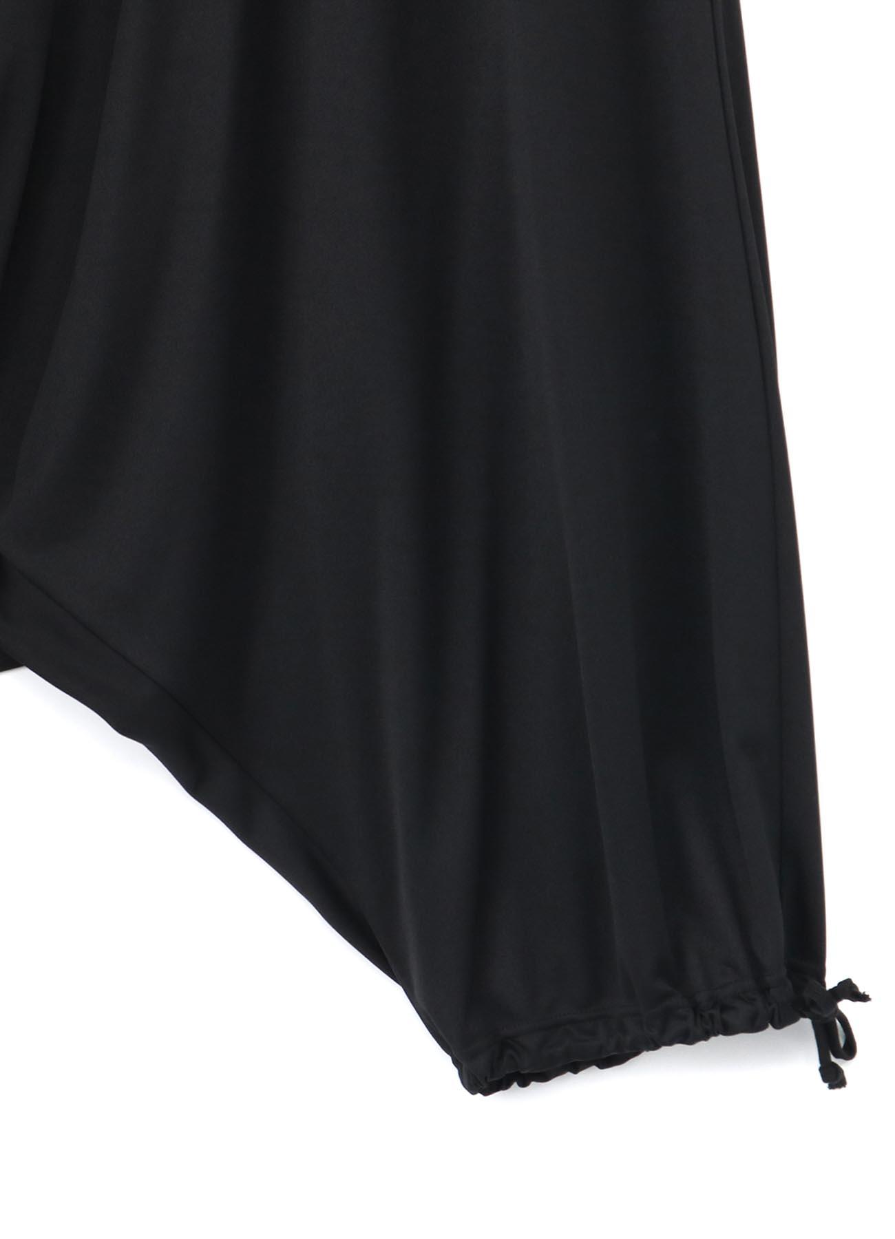 Thin Smooth Jersey Balloon Sarrouel Pants