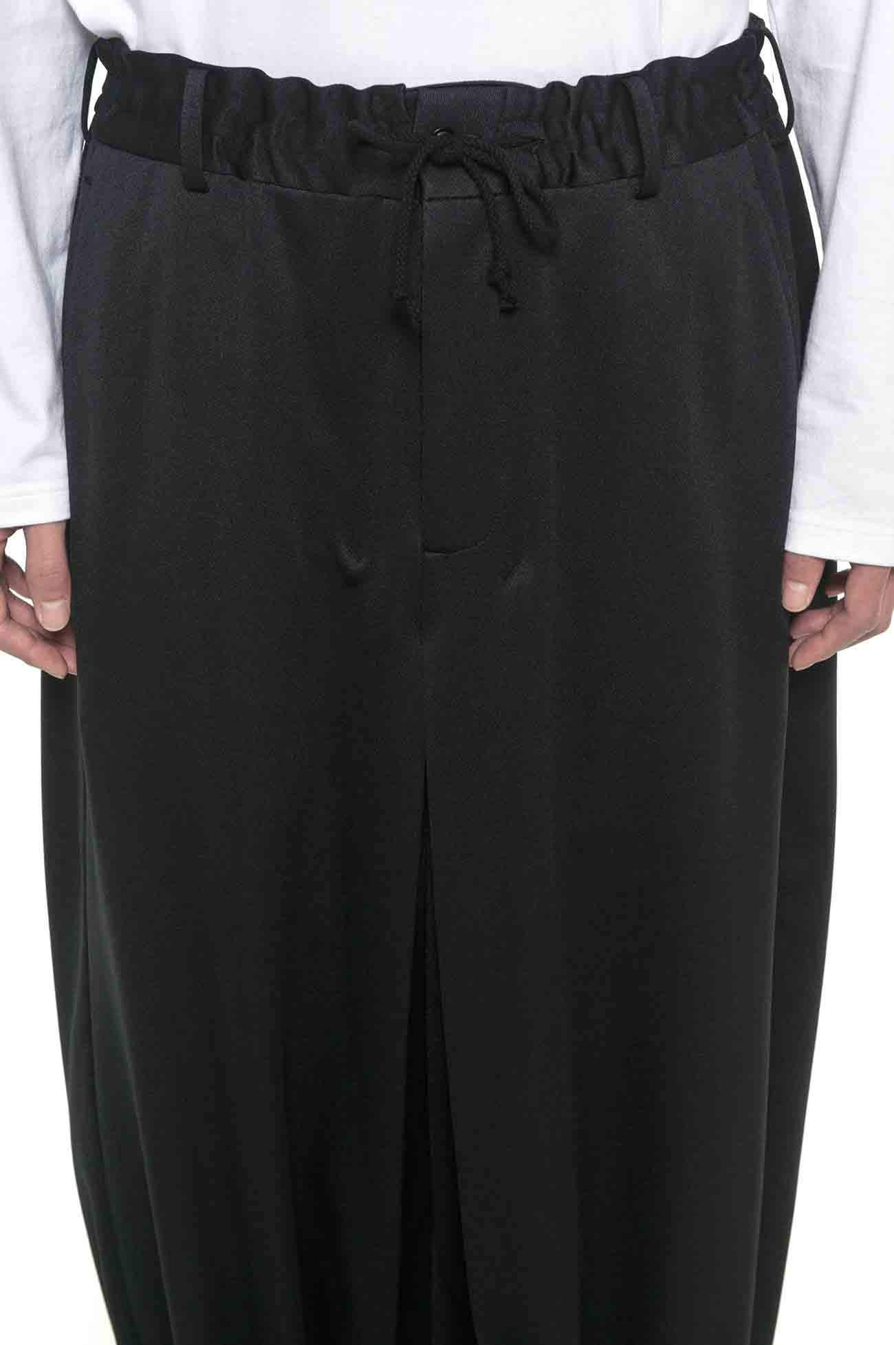 Pe/Smooth Jersey Hakama Balloon Pants