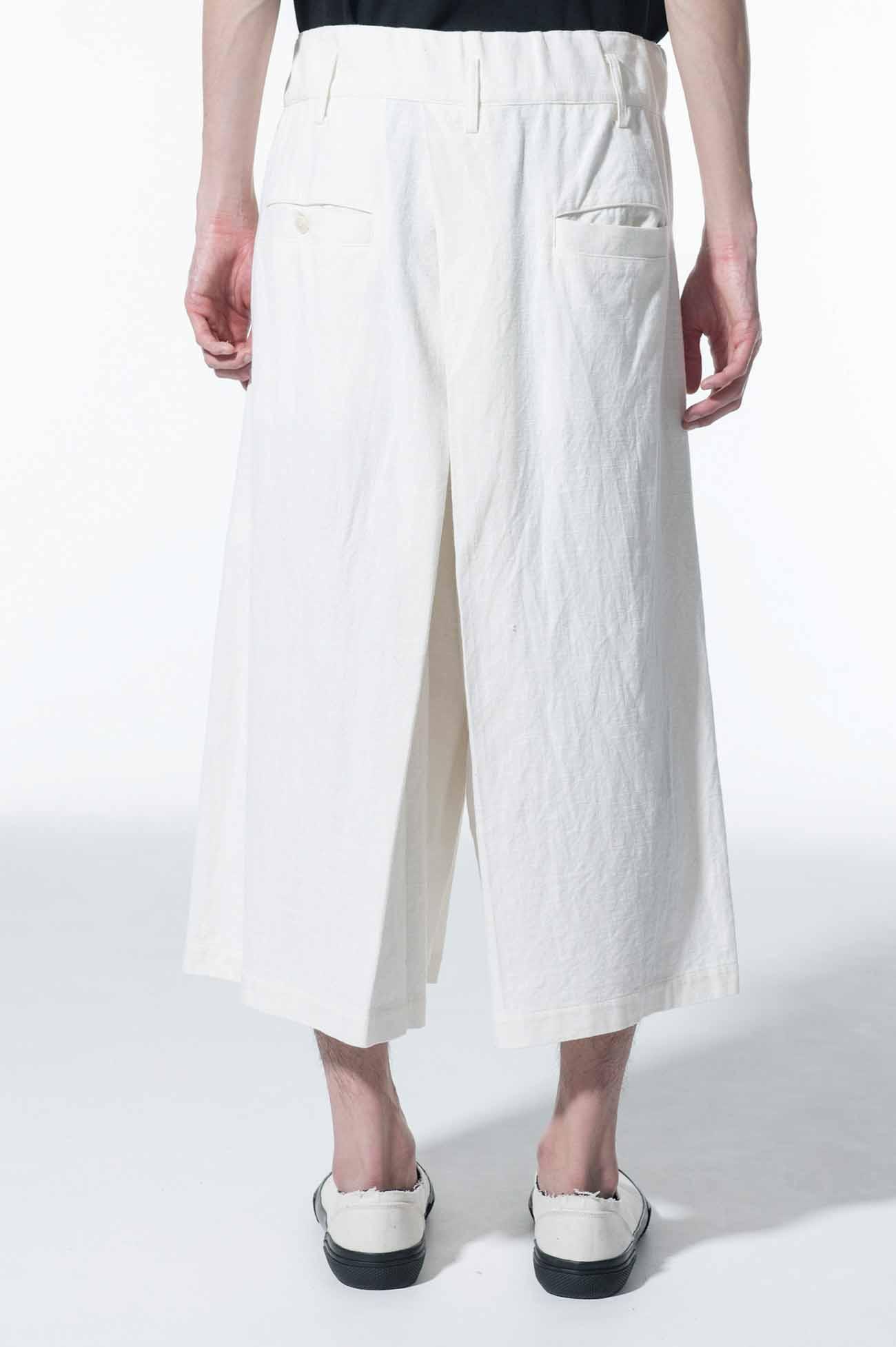 Indian Kadi Hakama Tuck Pants