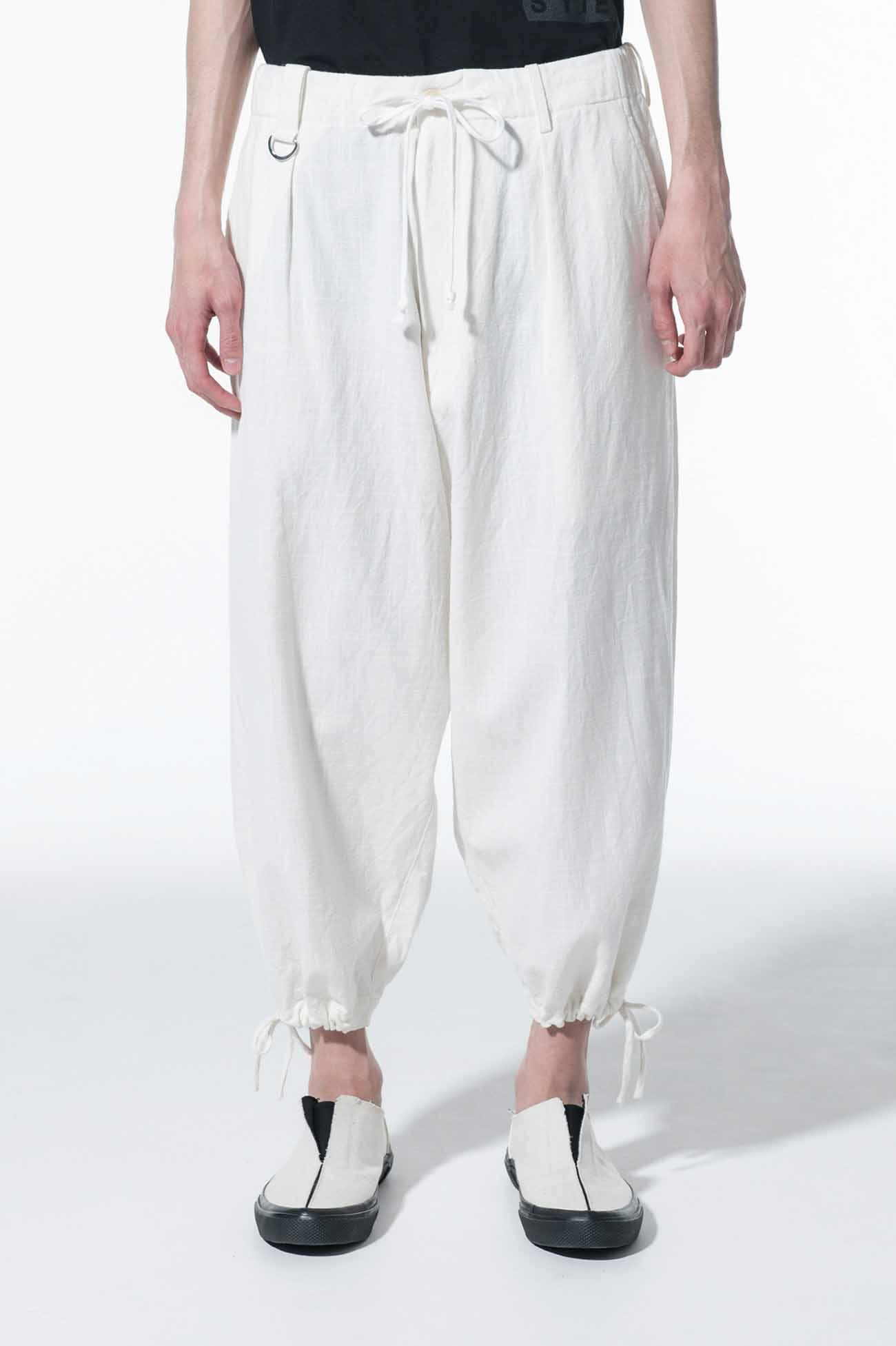 Indian Kadi One Tuck Draw String Pants