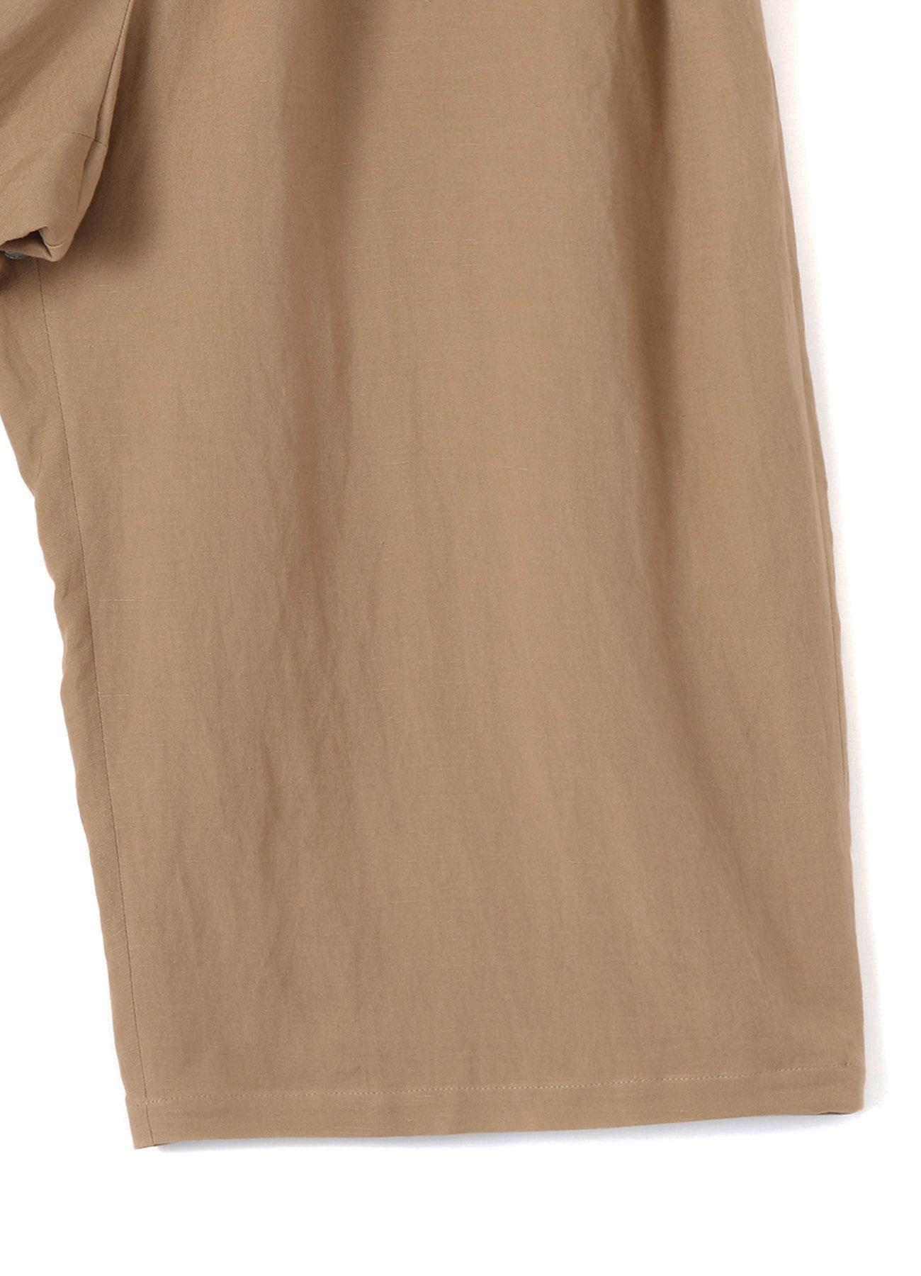 Ry/Li Easy Cross Indian Layer One Tack 6-quarter-length Wrap Pants