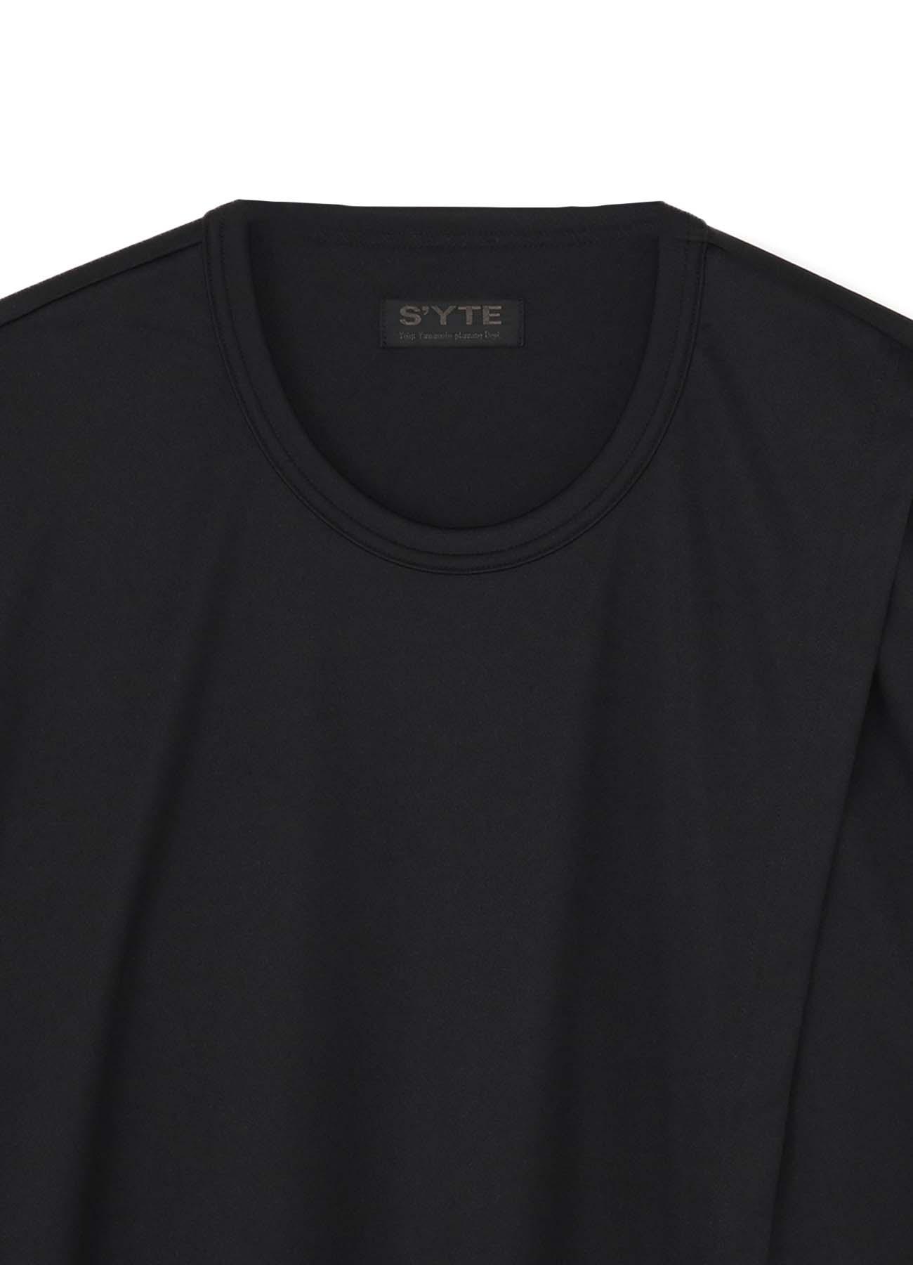 Thin Smooth Jersey Layered T-Shirt