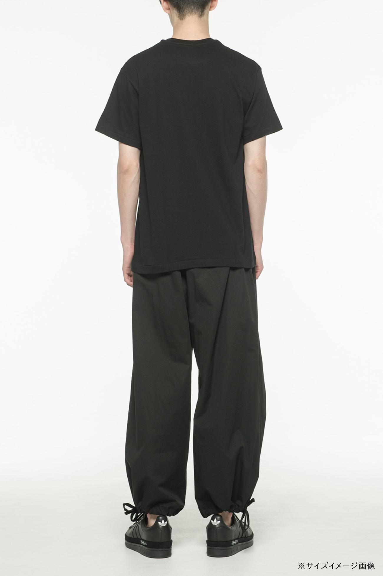 """""""Tomie"""" Wearing Yohji Yamamoto Lace-up Dress T-shirt"""