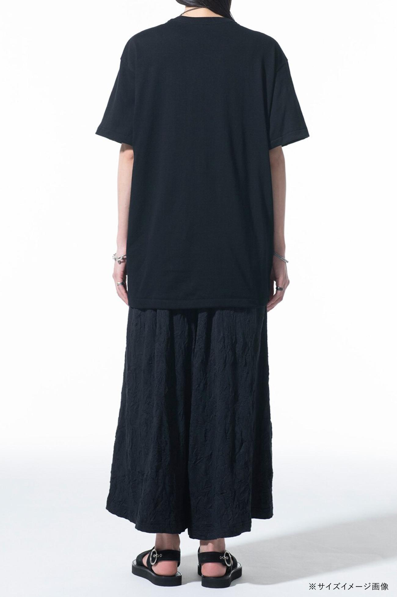 """""""Tomie"""" Wearing Yohji Yamamoto Tulle Dress T-shirt"""