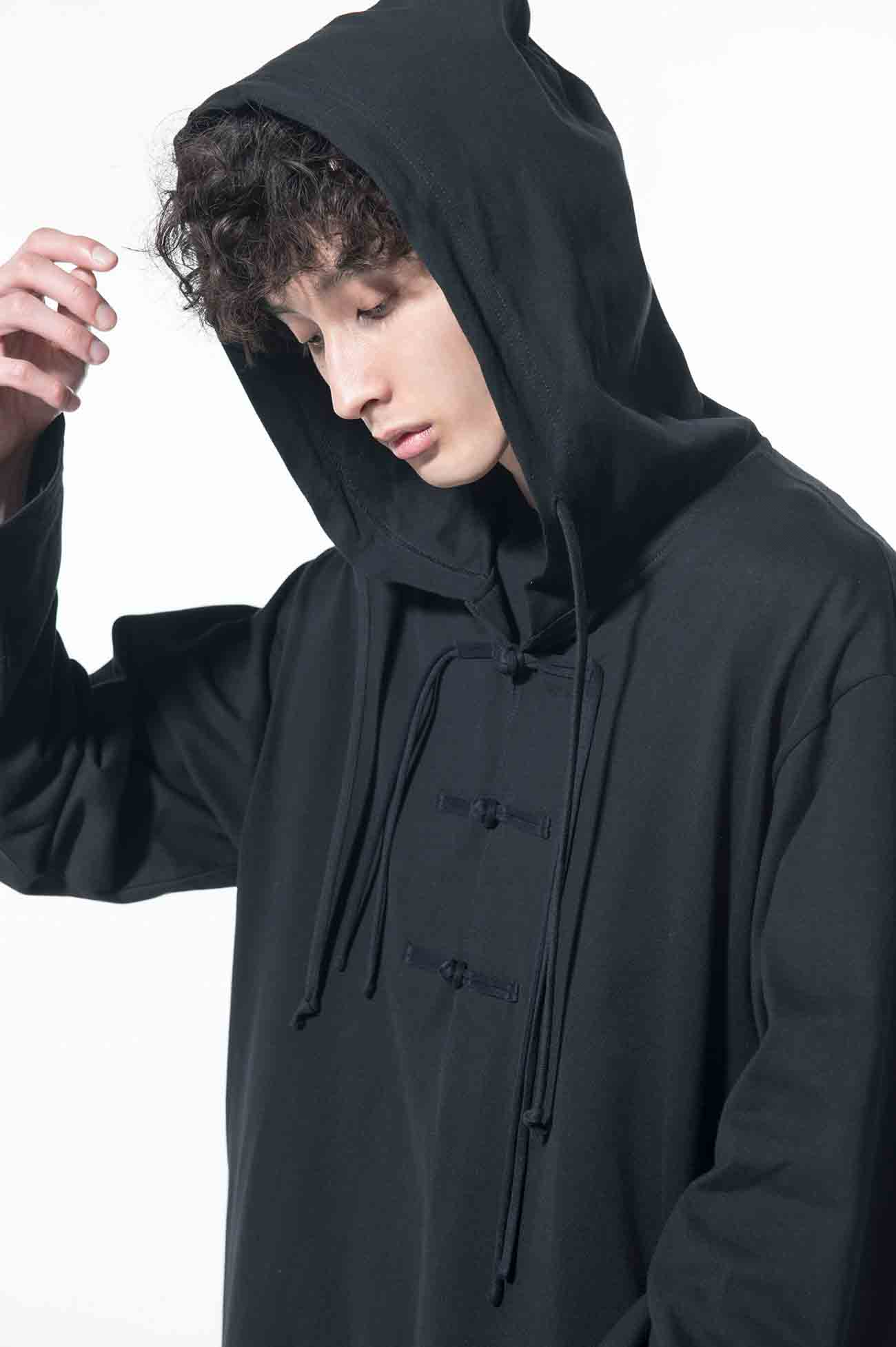 40/2 Jersey China Big Hoodie pullover