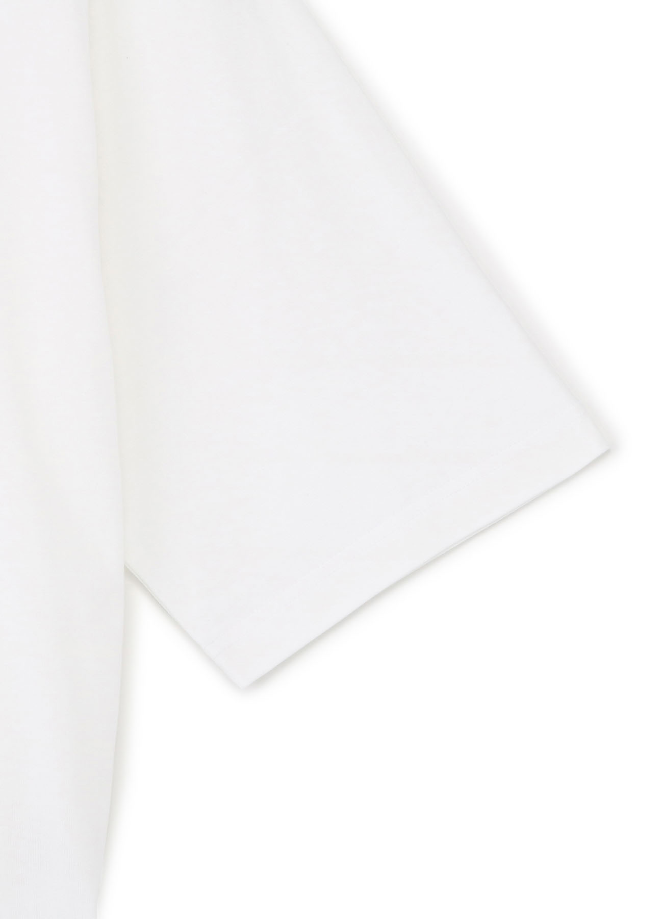 40/2 Jersey China Front notch slit big short sleeve pullover