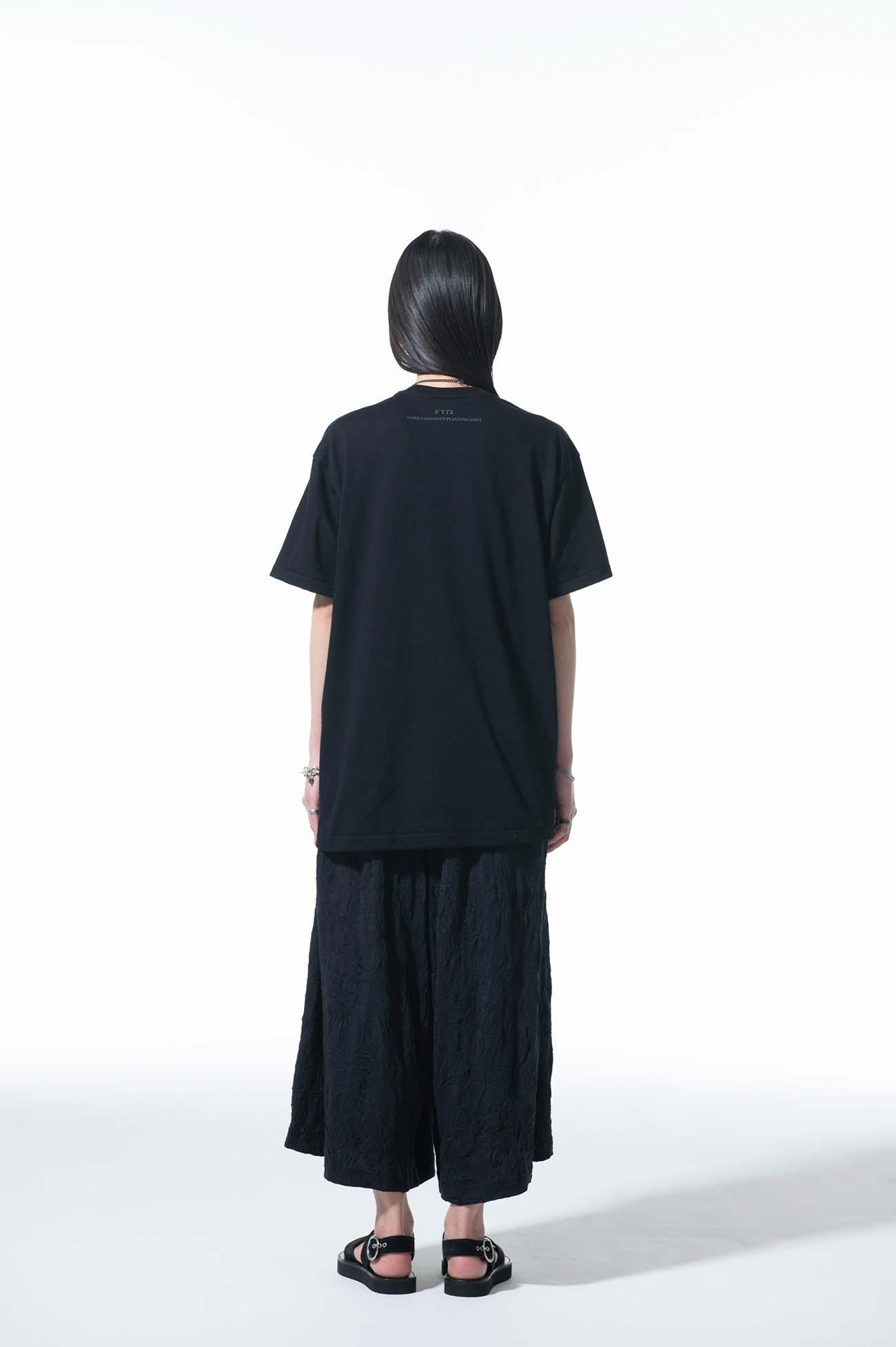 20/Cotton Jersey Overflow Goddess T-Shirt