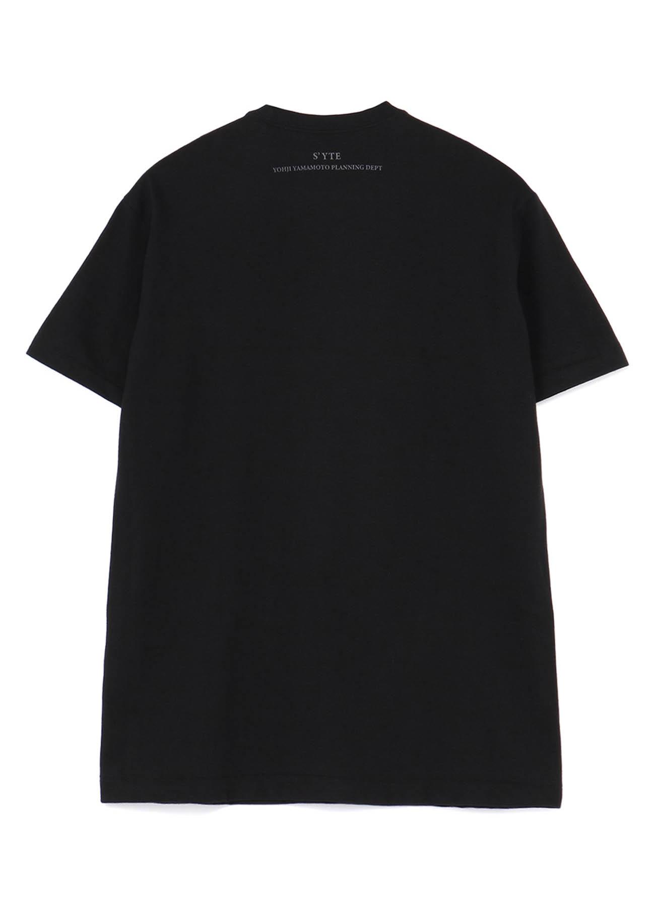 20/Cotton Jersey Flower Purple Haze T-Shirt