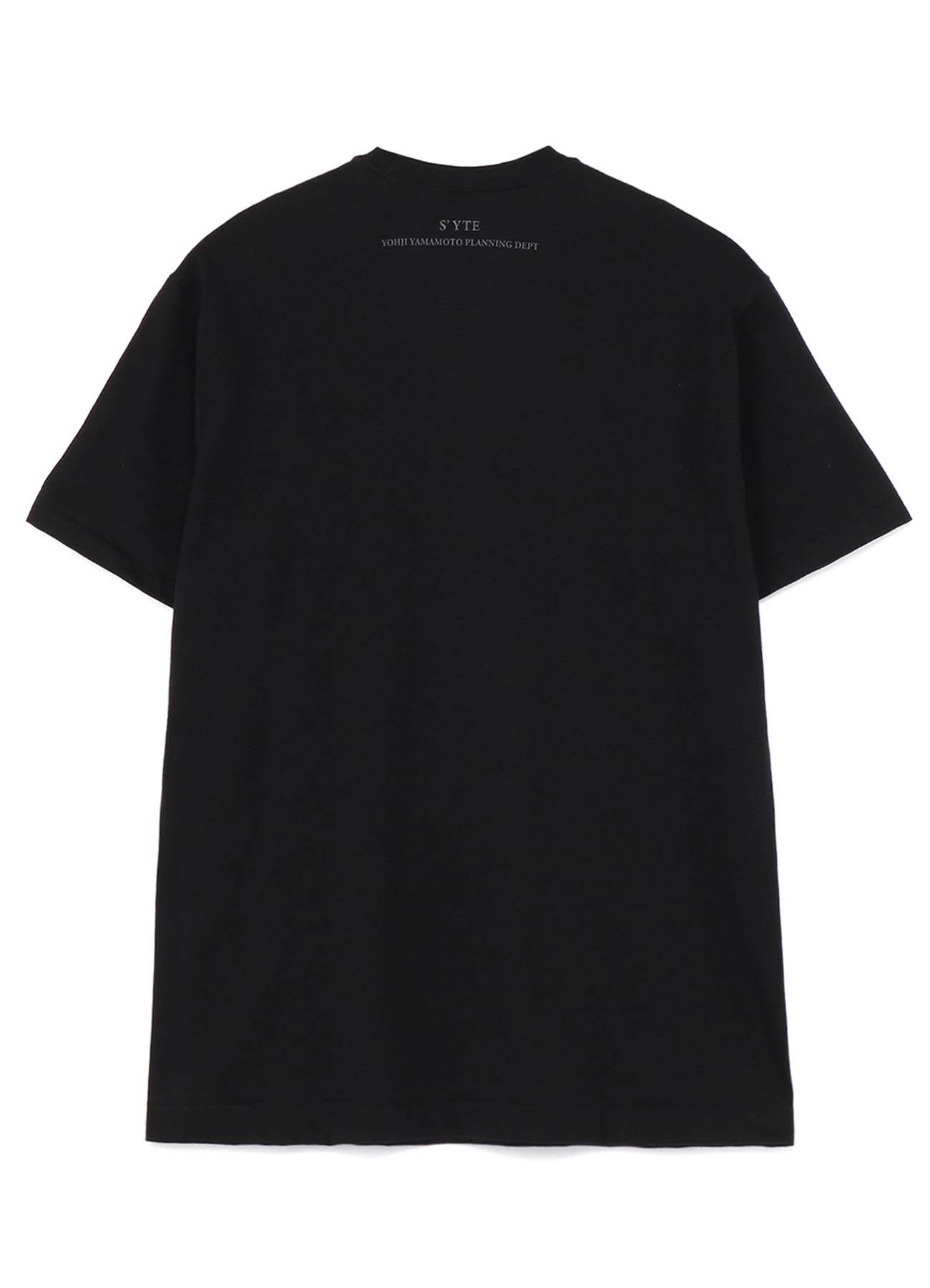20/Cotton Jersey Strelitzia Bird Of Paradise T-Shirt