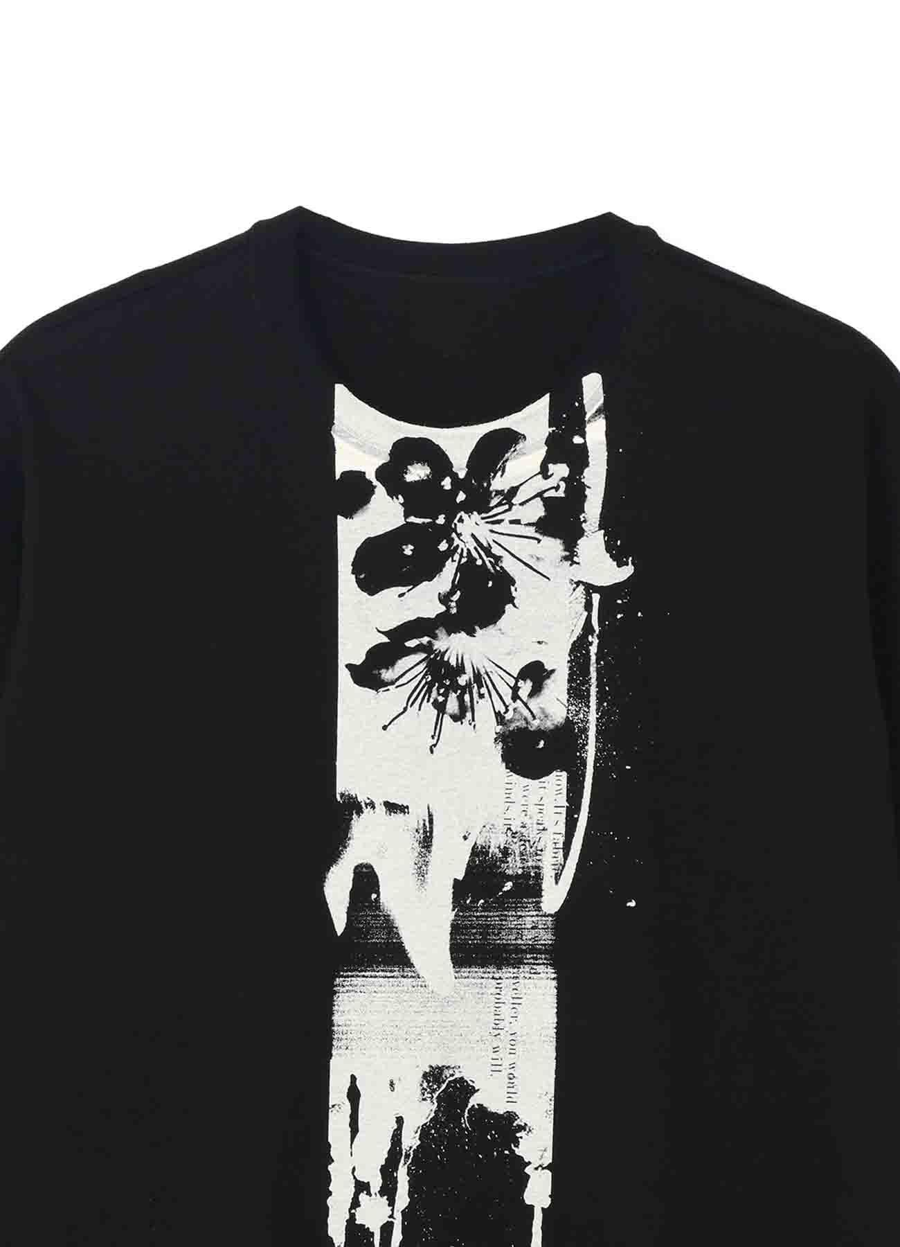 Plum blossom T-shirt