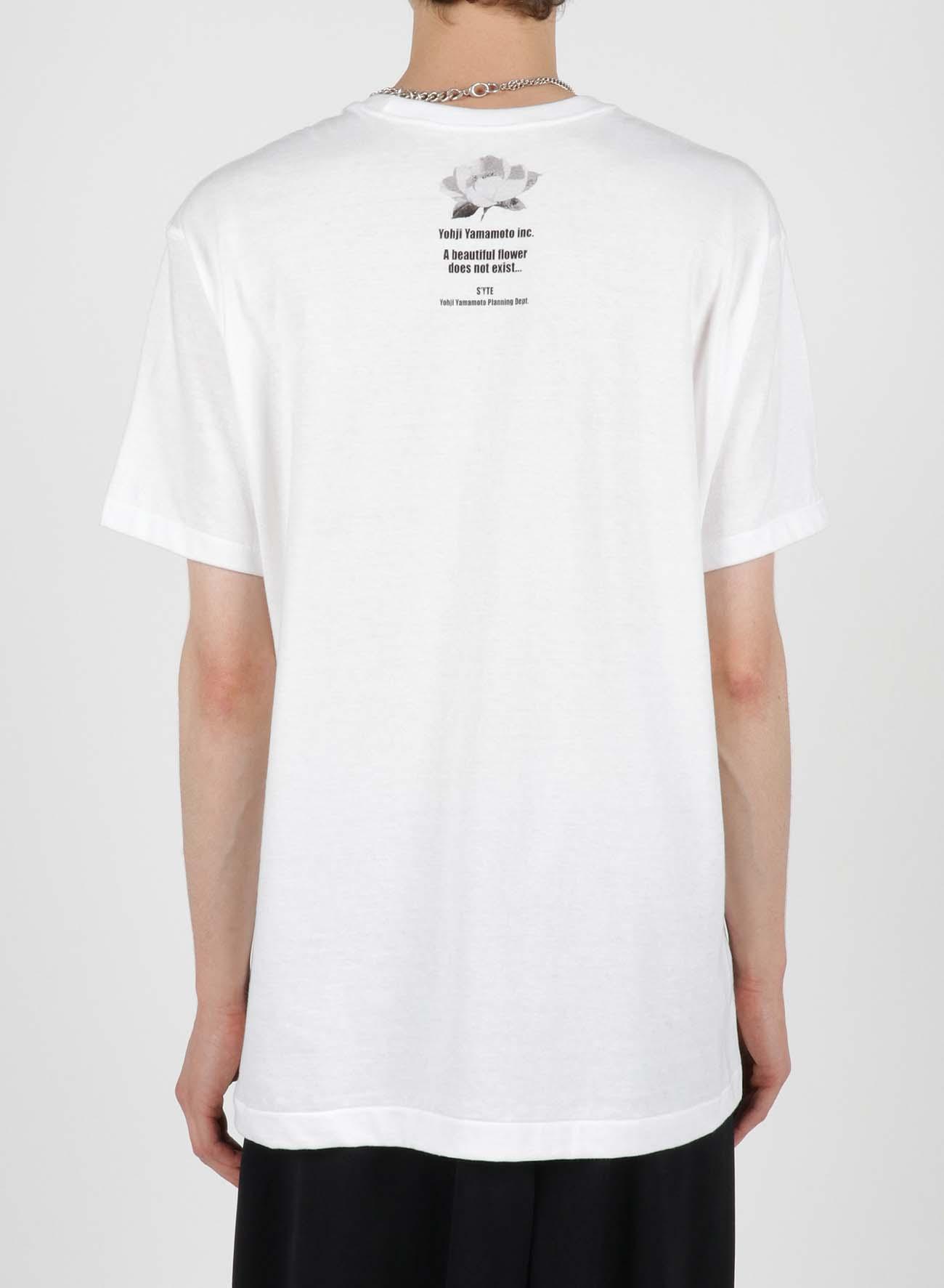 Patriotic Flower Nasturtium T-shirt