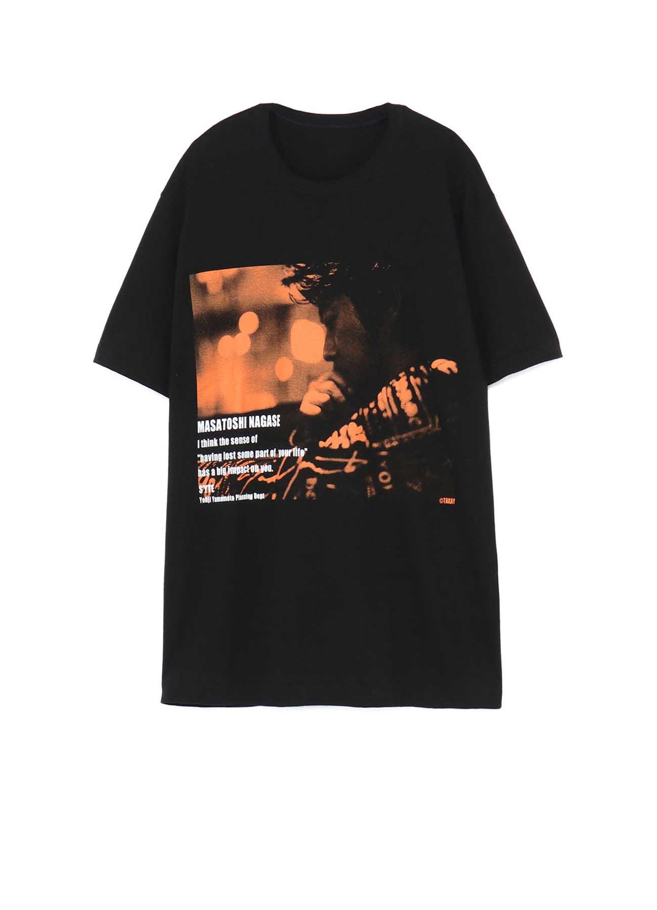 S'YTE × Fluence Collaboration T-shirt <MASATOSHI NAGASE>