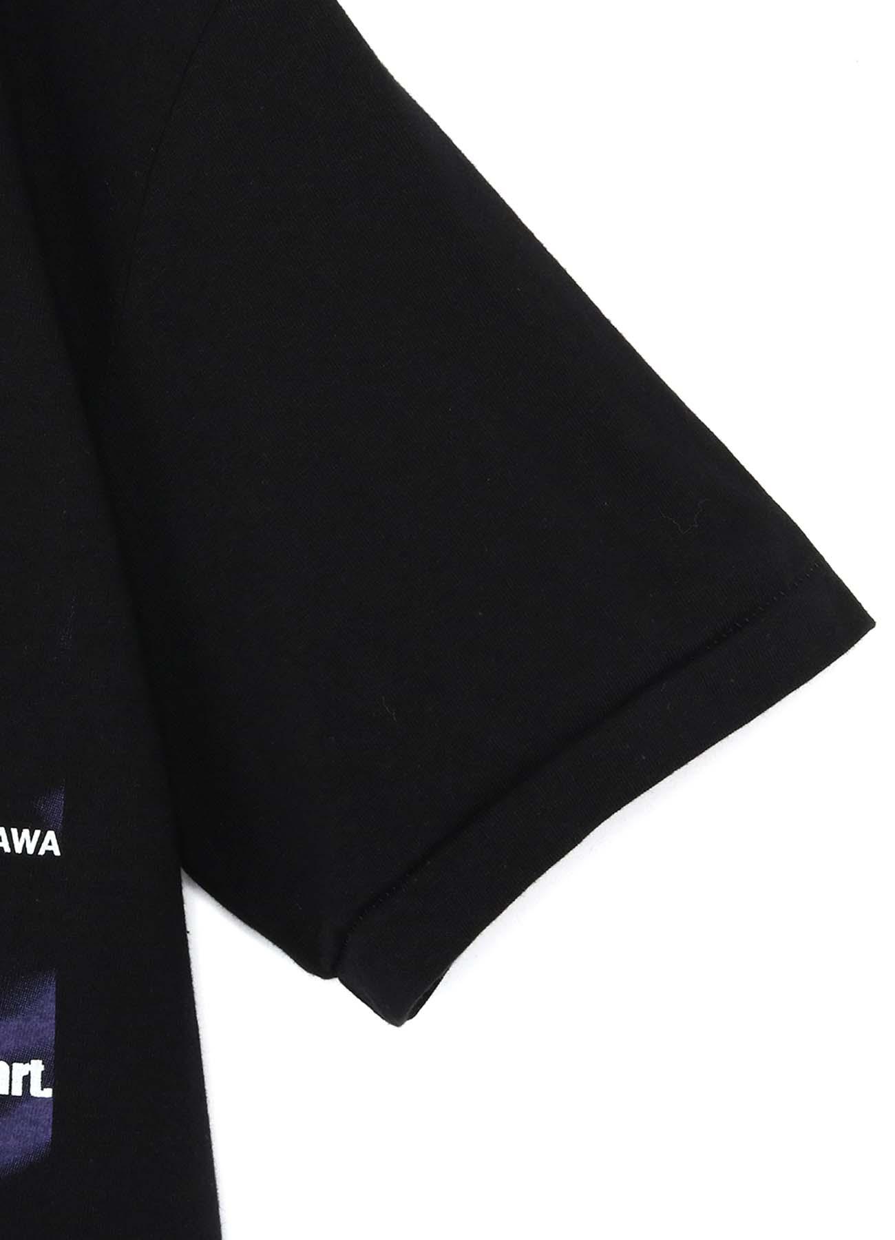 S'YTE × Fluence Collaboration T-shirt <MAKOTO AYUKAWA>