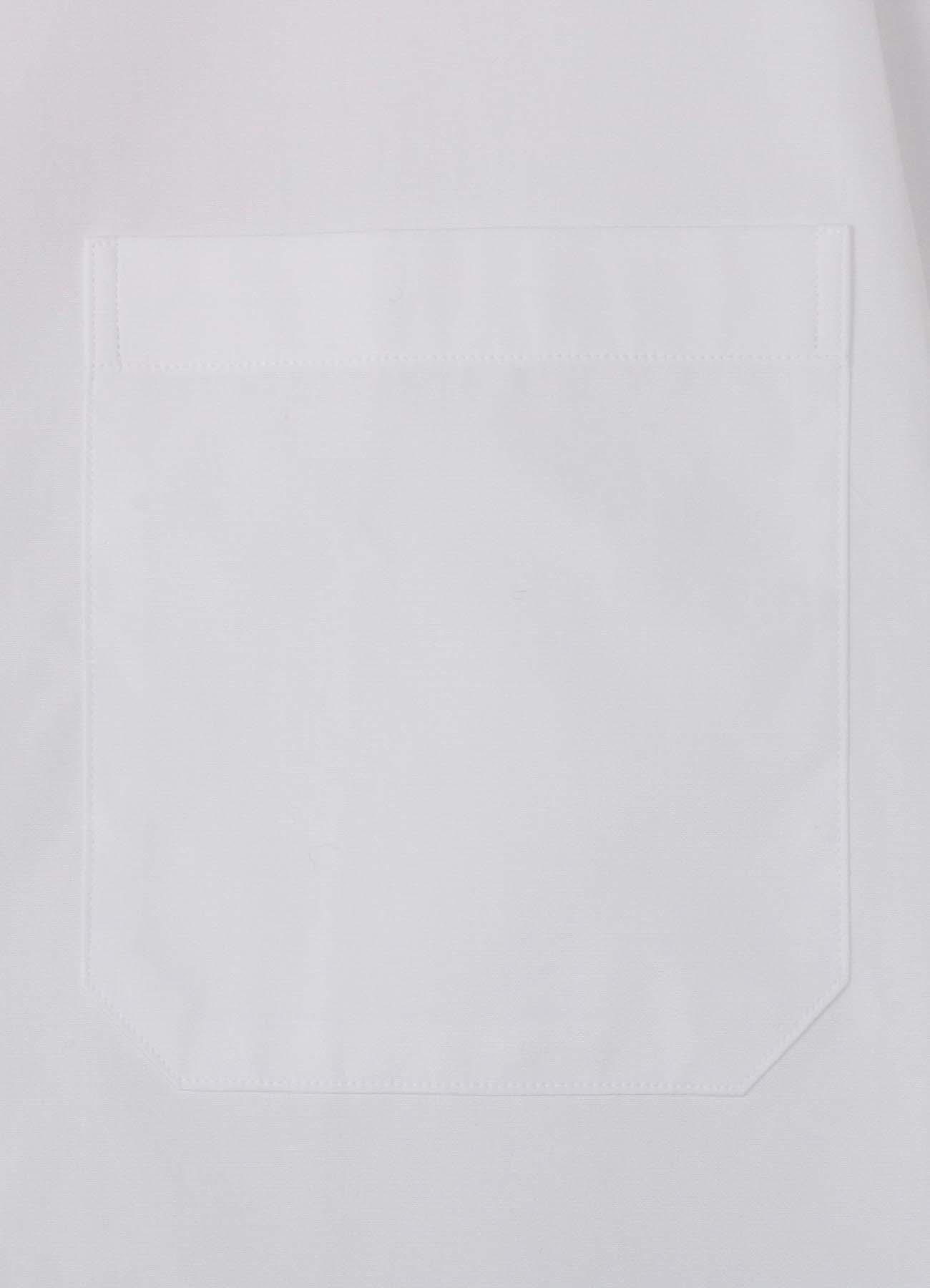 平纹纯棉基本款衬衫