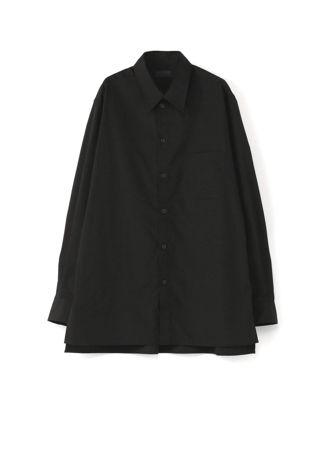 100/2 Broad Regular Collar Shirt