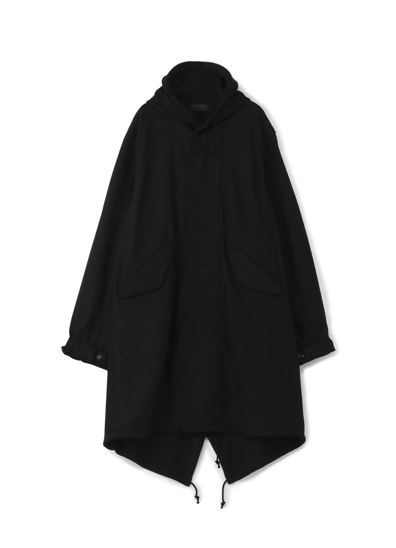 Compression Wool Mods Coat