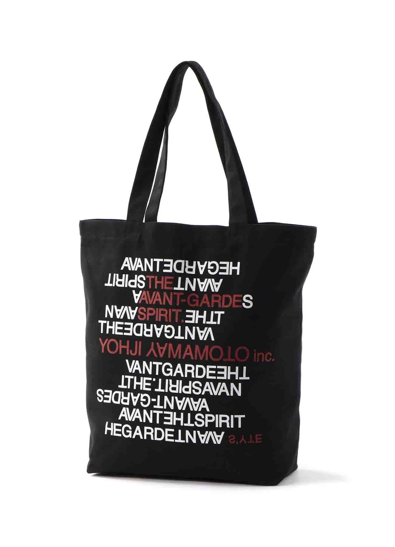 The Avant-Garde Spirit Message Tote