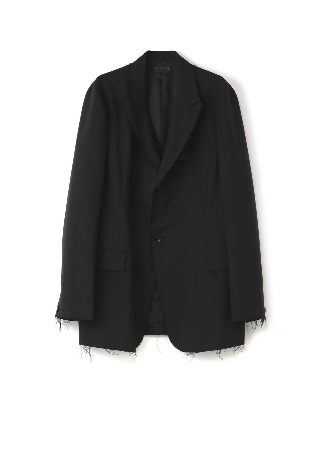 T / W热带镂空翻领夹克