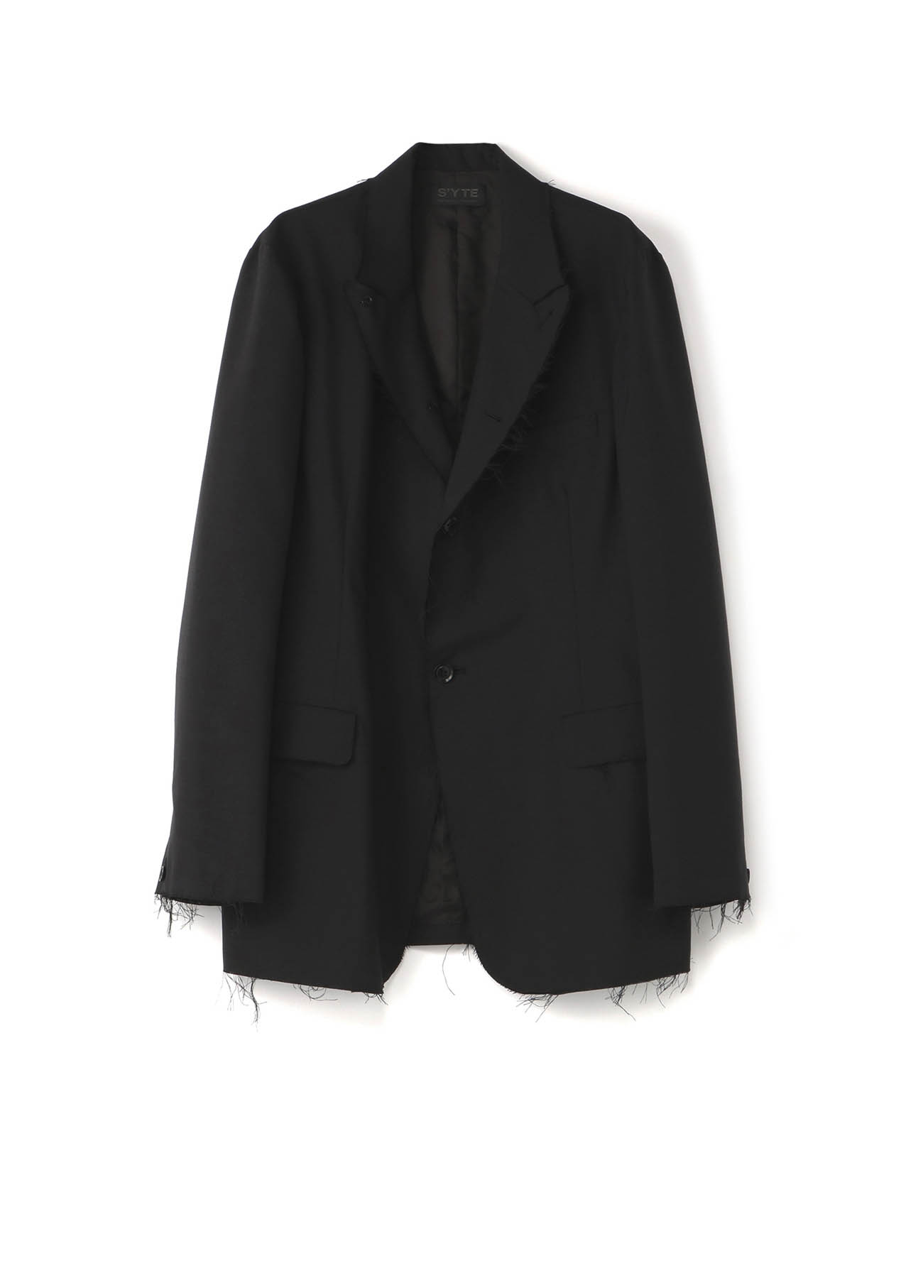 T/W Tropical Peaked Lapel Jacket